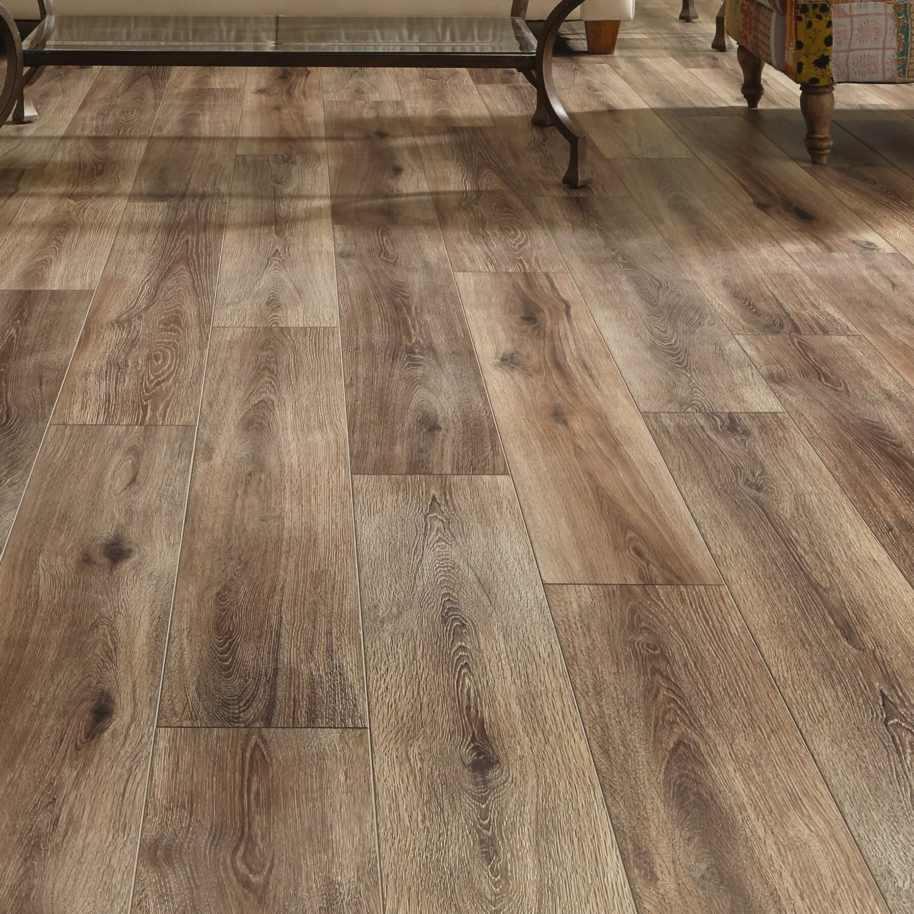 Mannington restoration wide plank 8 x 51 x 12mm for Wide plank laminate flooring