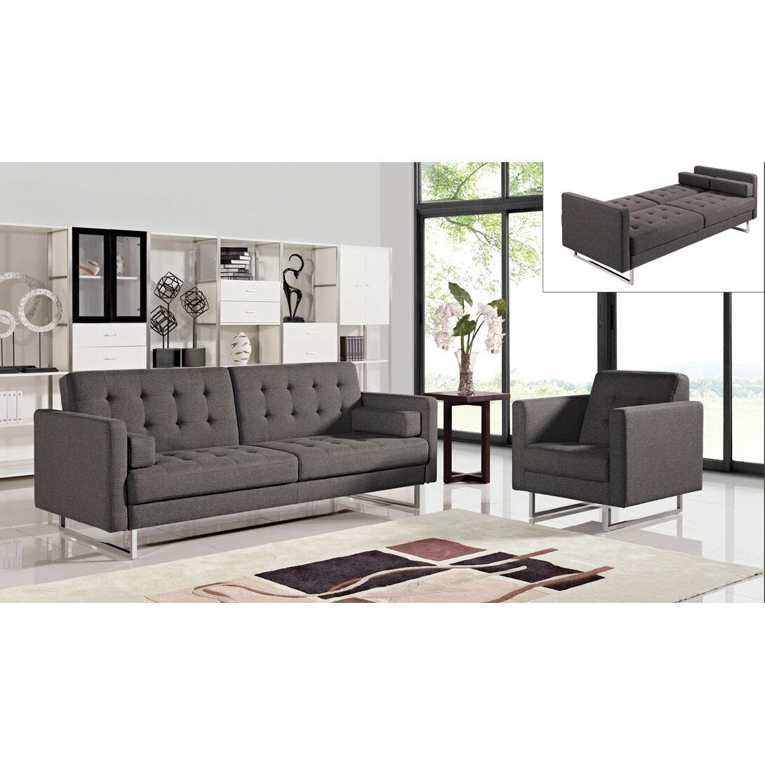 Diamond Sofa Opus Living Room Collection Reviews Wayfair