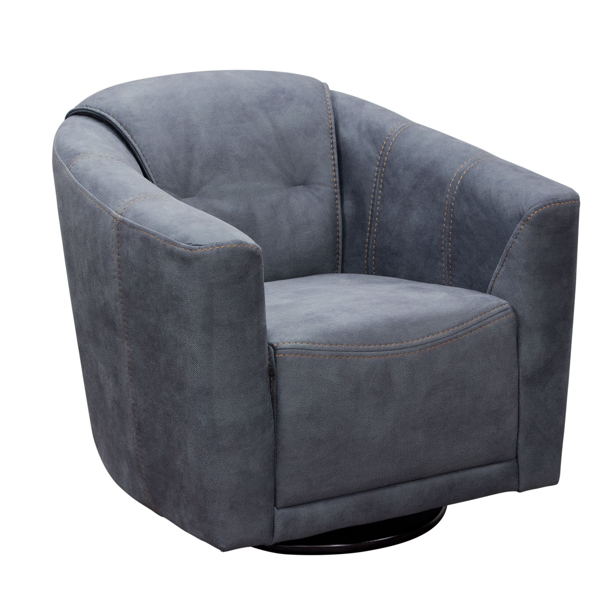 Diamond Sofa Murphy Swivel Tub Chair Reviews Wayfair