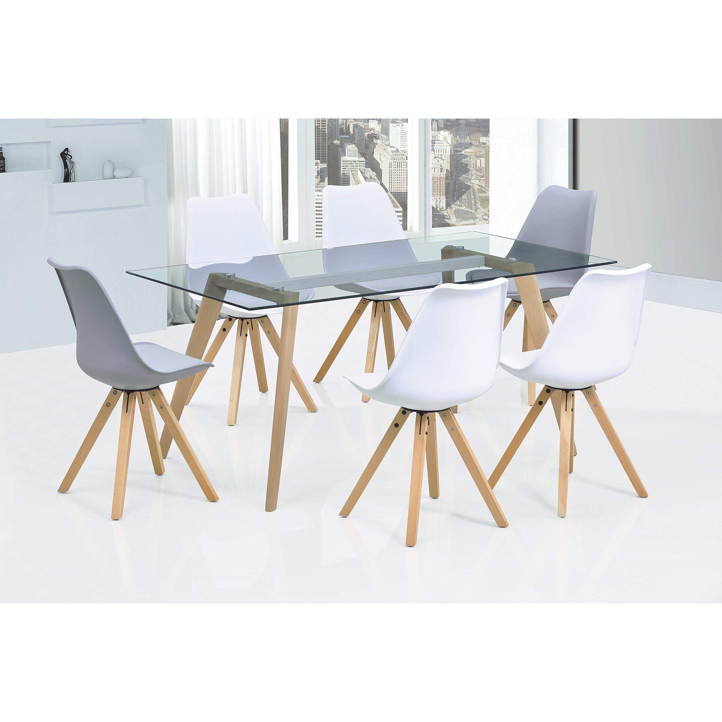 Dining Furniture 6 Seat Kitchen Amp Dining Tables Diamond Sofa Sku ...