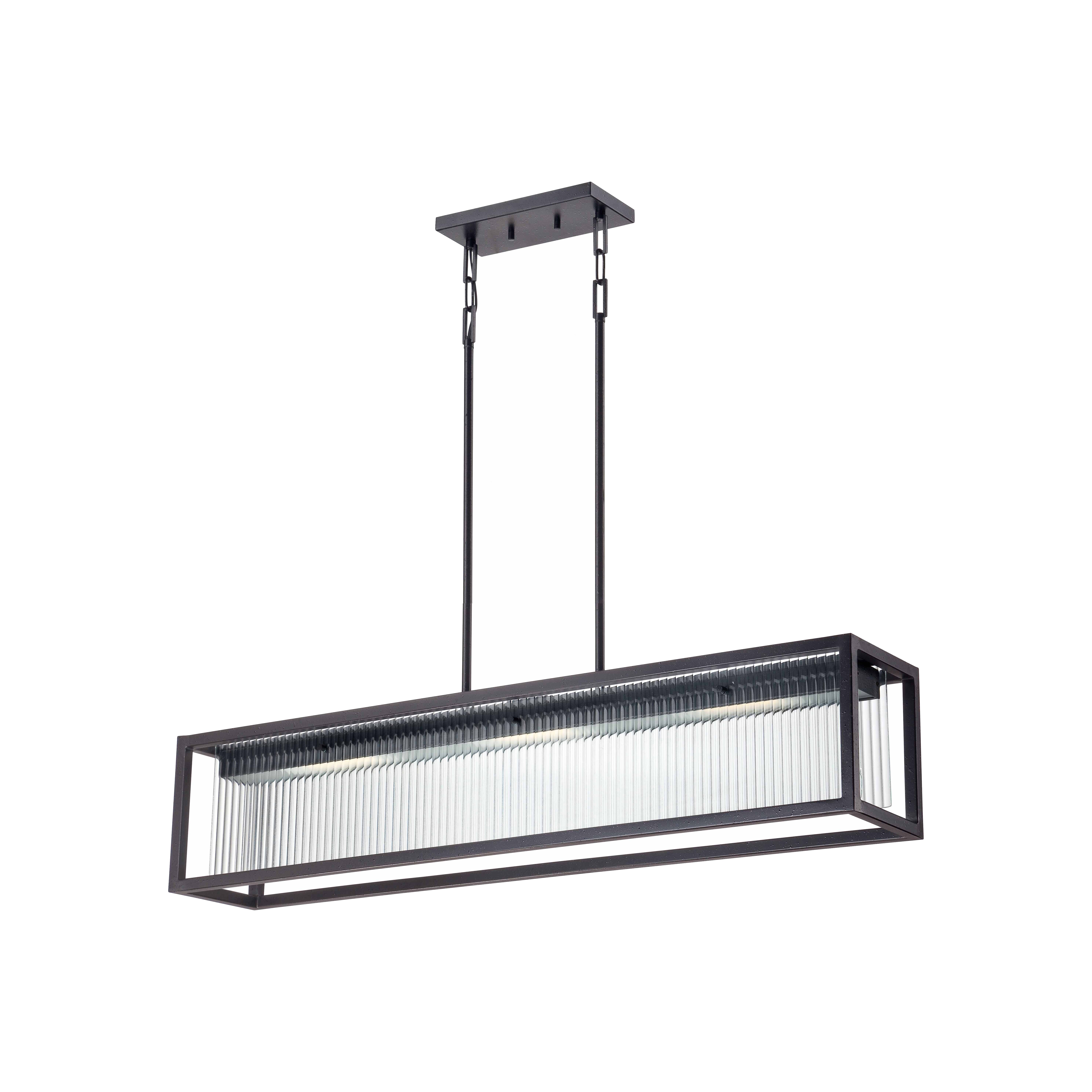 Nuvo Lighting Bin 3 Light Kitchen Island Pendant & Reviews