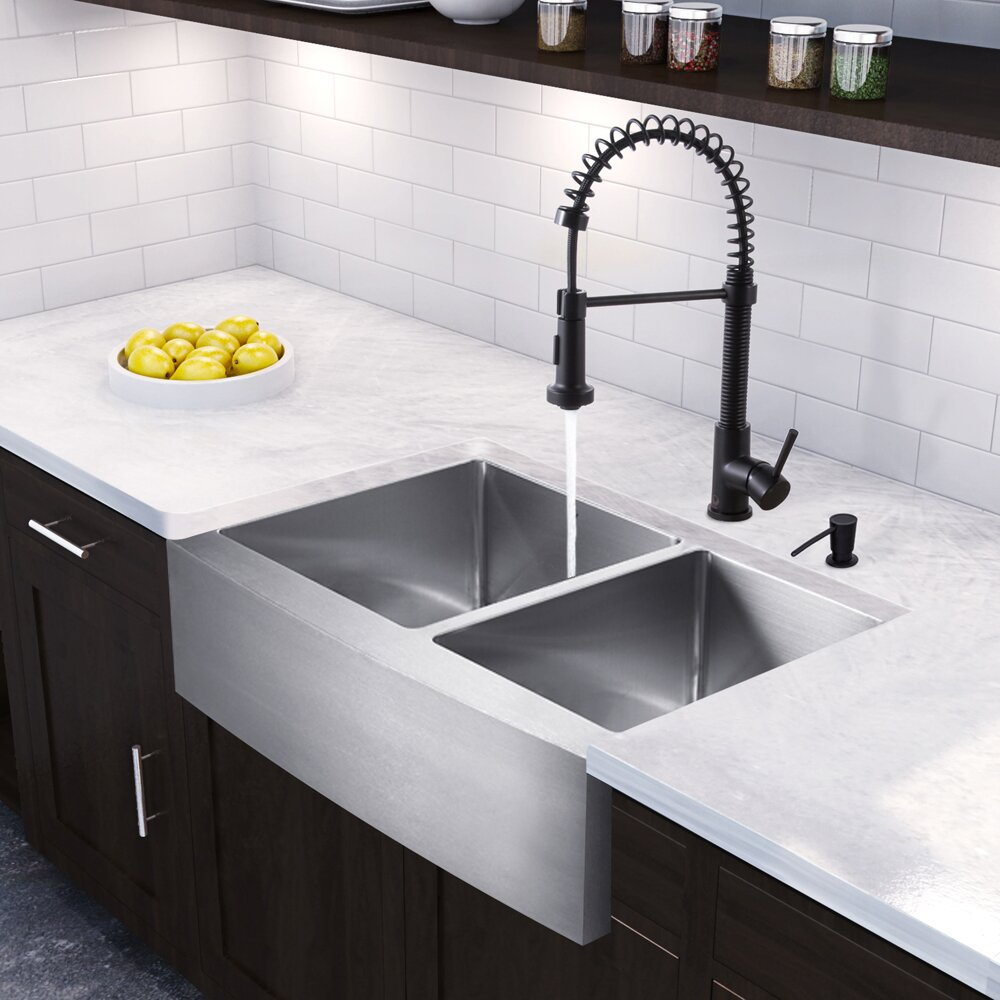 Black Matte Kitchen Sinks