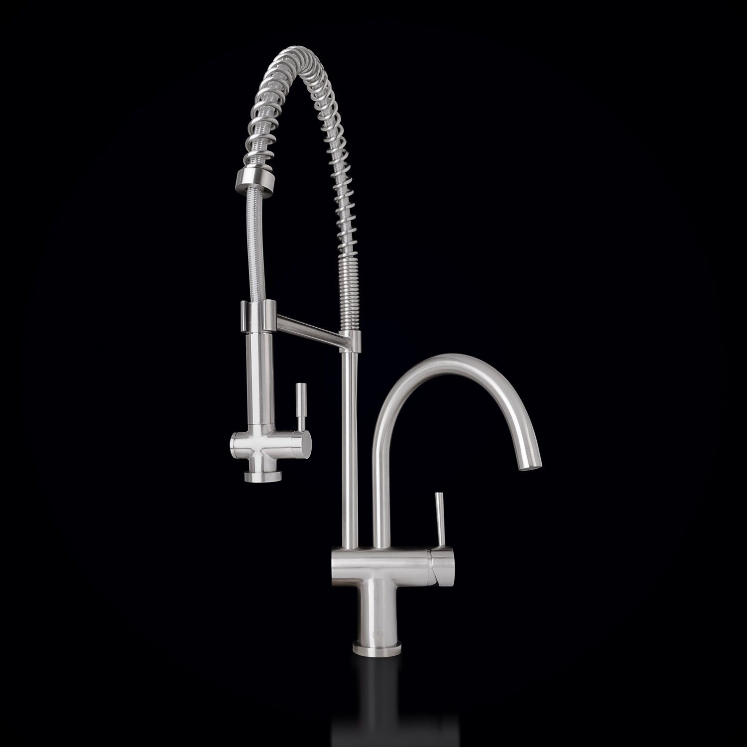 vigo kitchen faucet vigo dresden pull down spray kitchen faucet reviews wayfair 9691