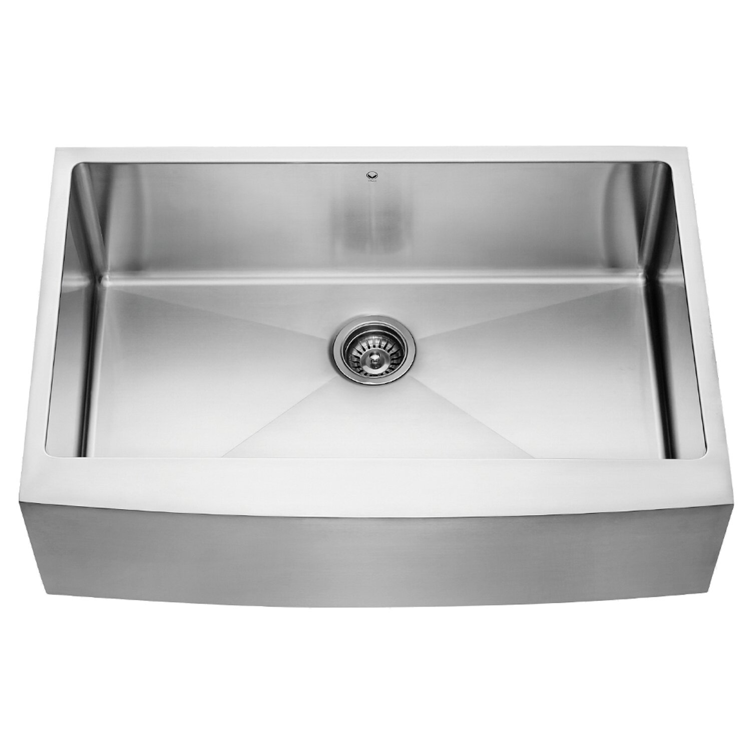 50  Inspired 33 Inch Farmhouse Sink White