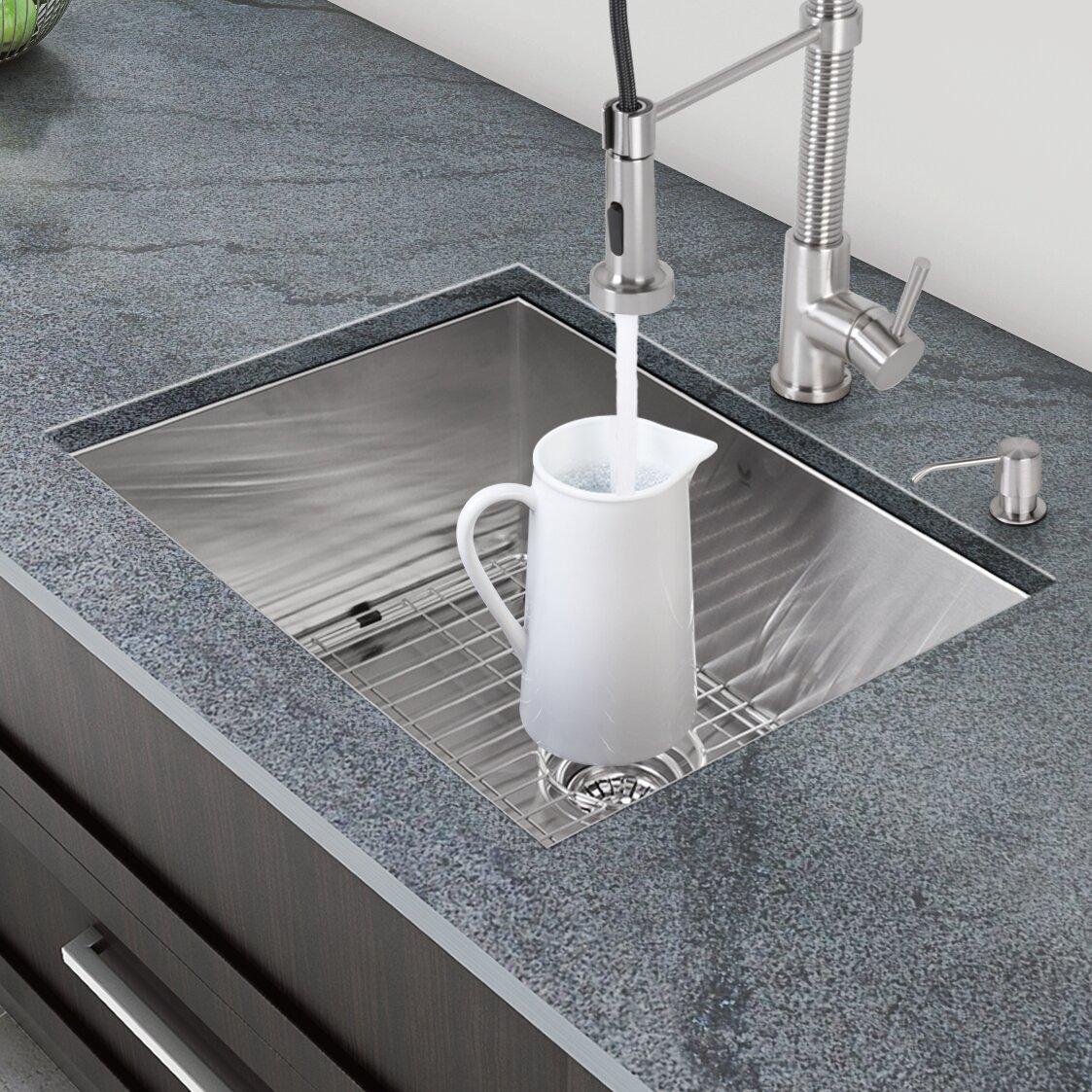 Kitchen Sink Grid