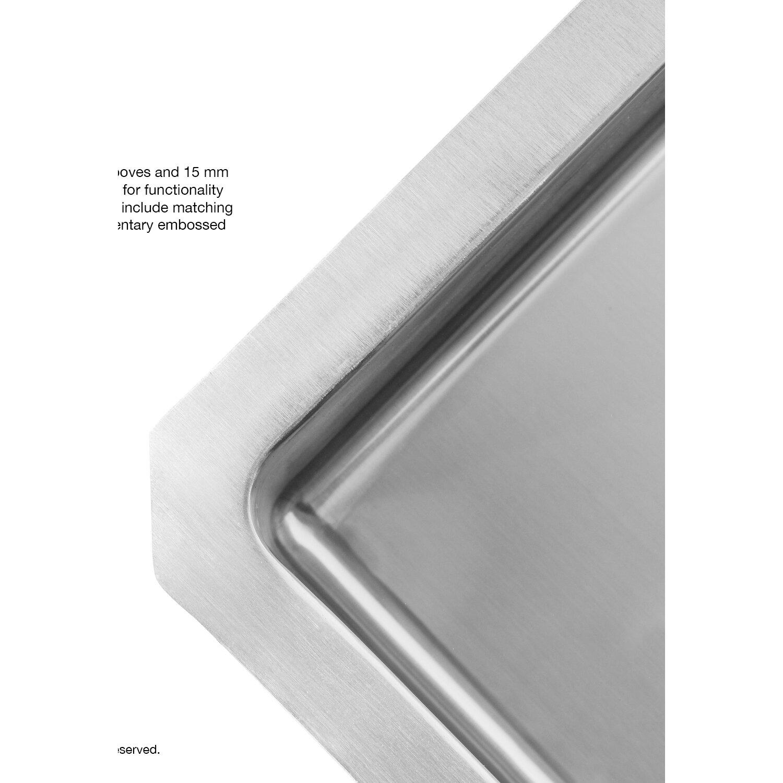 Vigo 30 Inch Undermount Single Bowl 16 Gauge Stainless Steel Kitchen Sink Reviews Wayfair