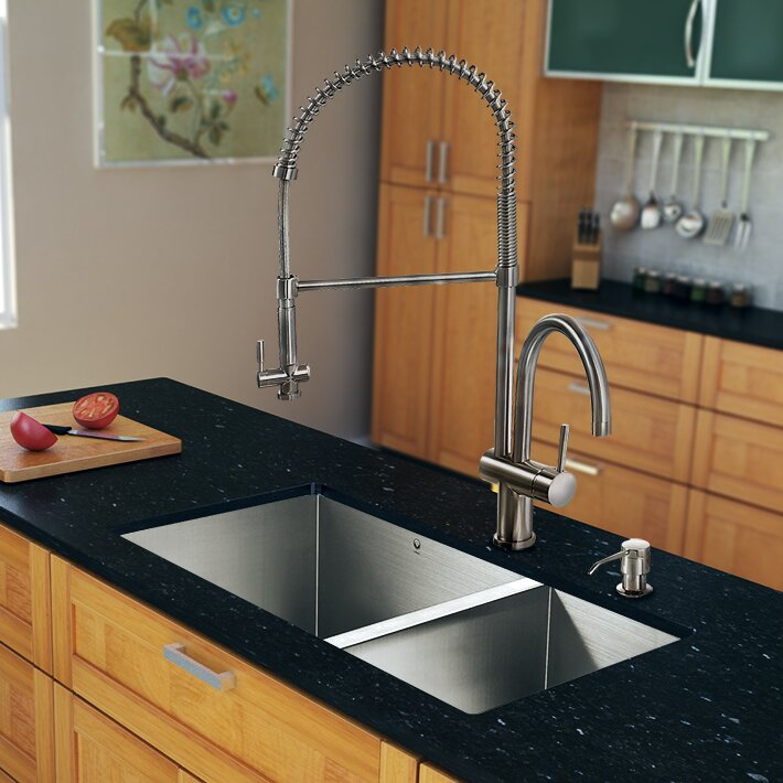Kitchen Sink Aerator California