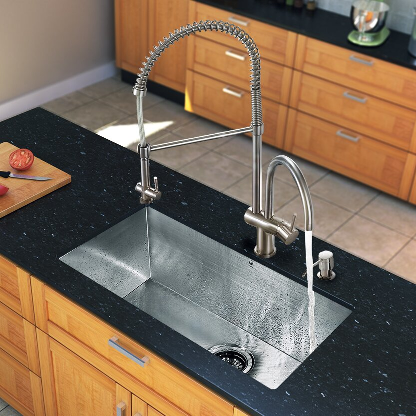 How To Take Aerator Off Kitchen Faucet