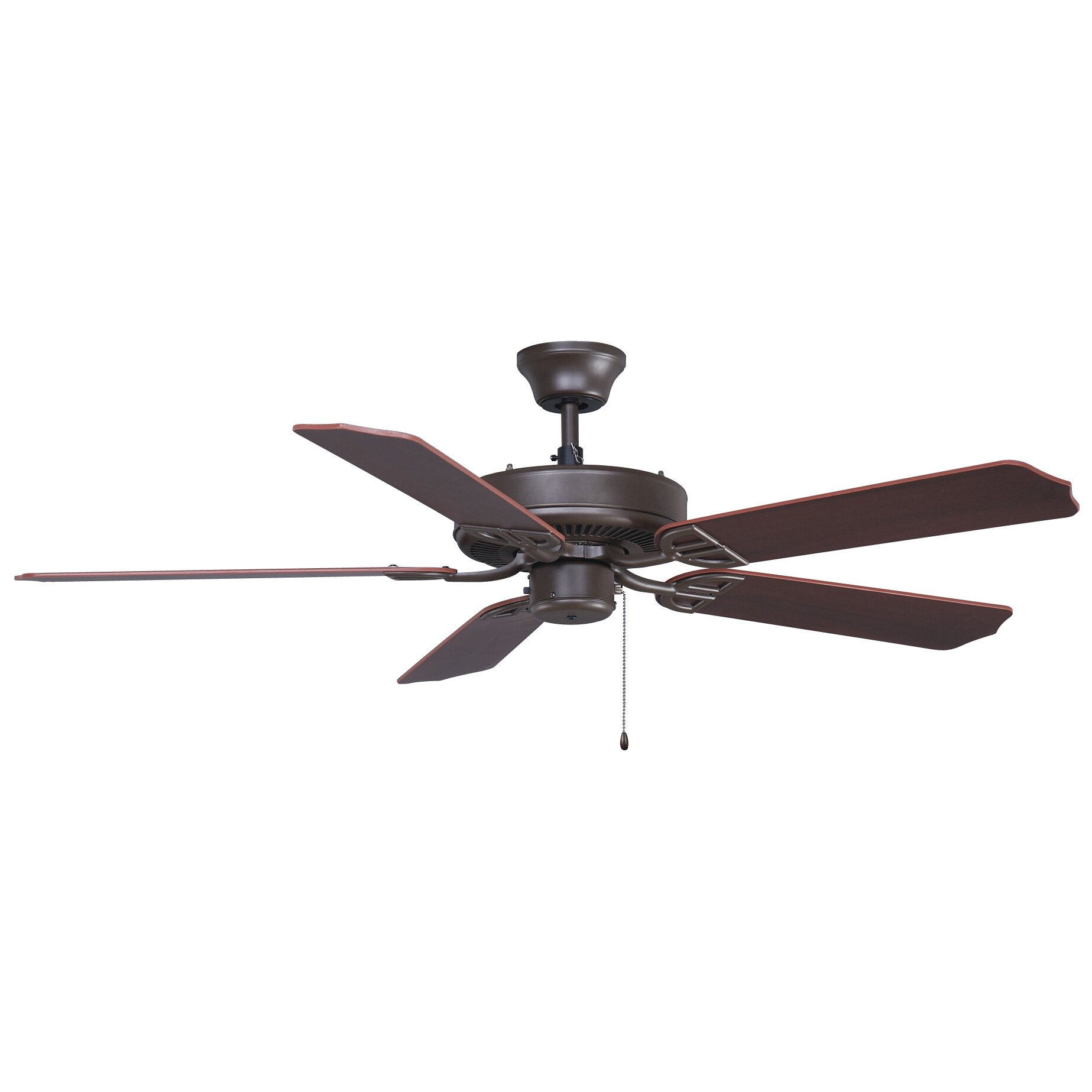Fanimation 52 builder 5 blade indoor outdoor ceiling fan Outdoor ceiling fan sale
