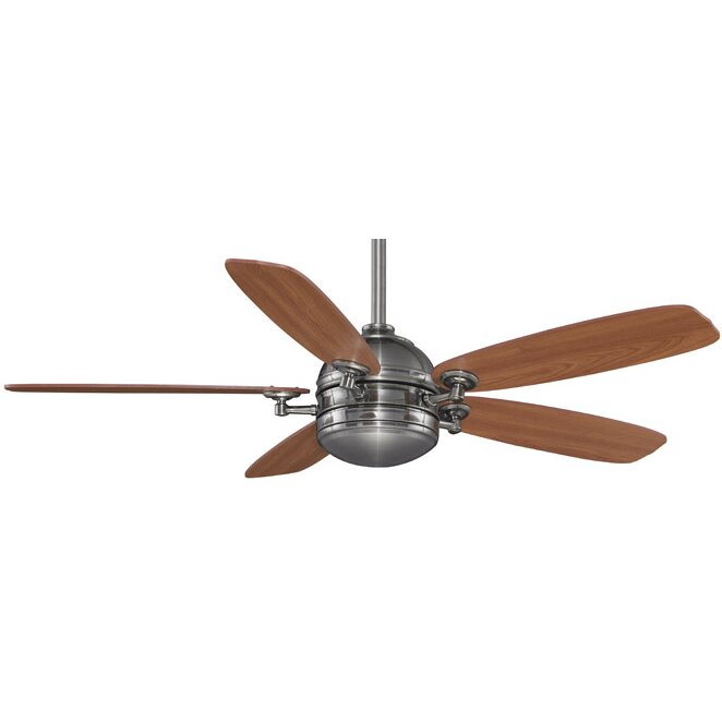 Fanimation 52 Quot Akira 5 Blade Ceiling Fan With Remote