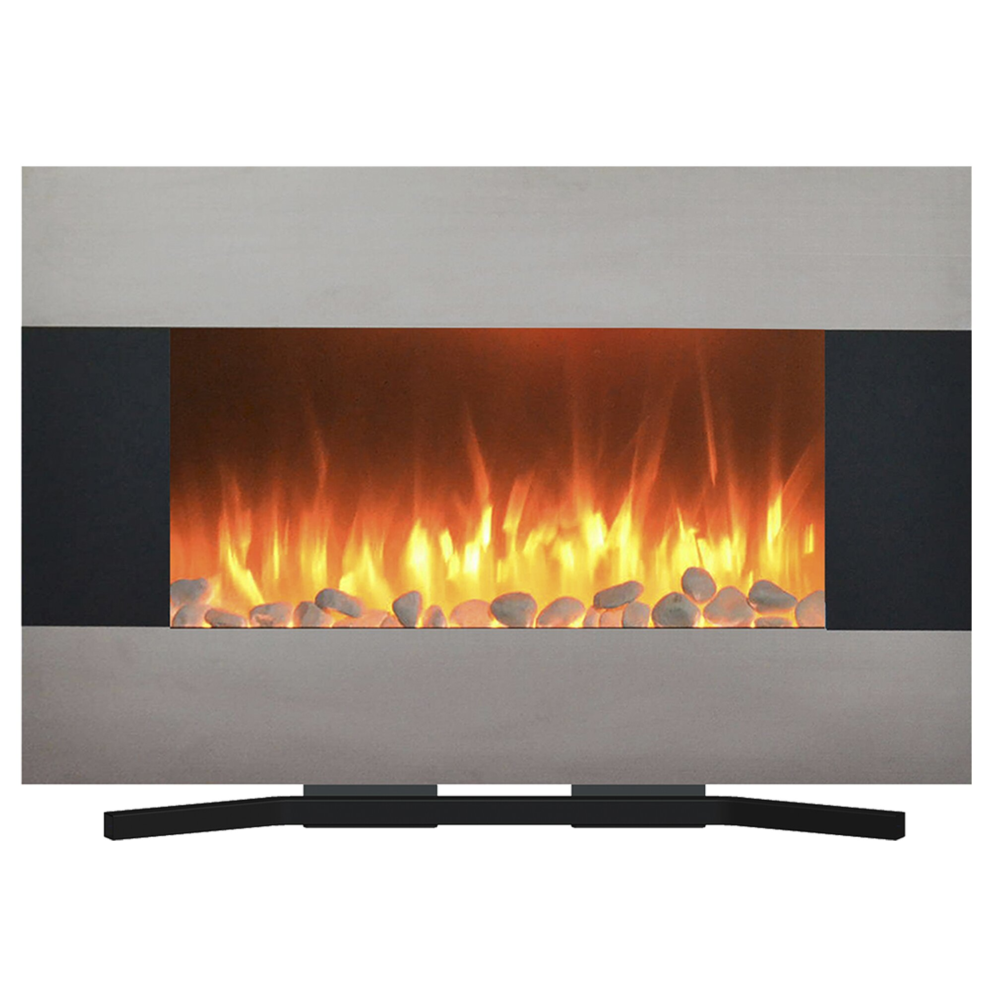 Northwest Wall Mount Electric Fireplace & Reviews
