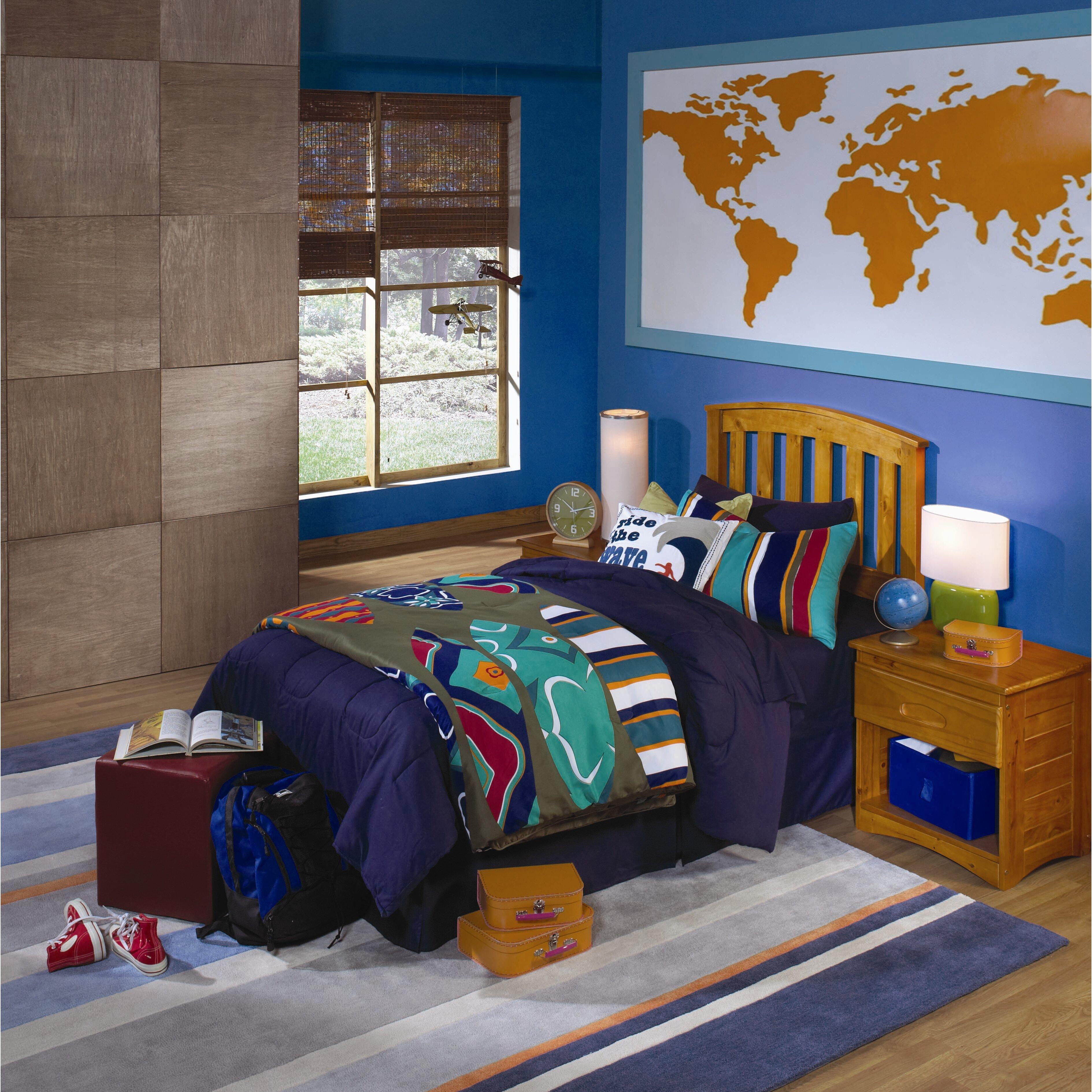 Discovery World Furniture Wood Headboard Reviews Wayfair