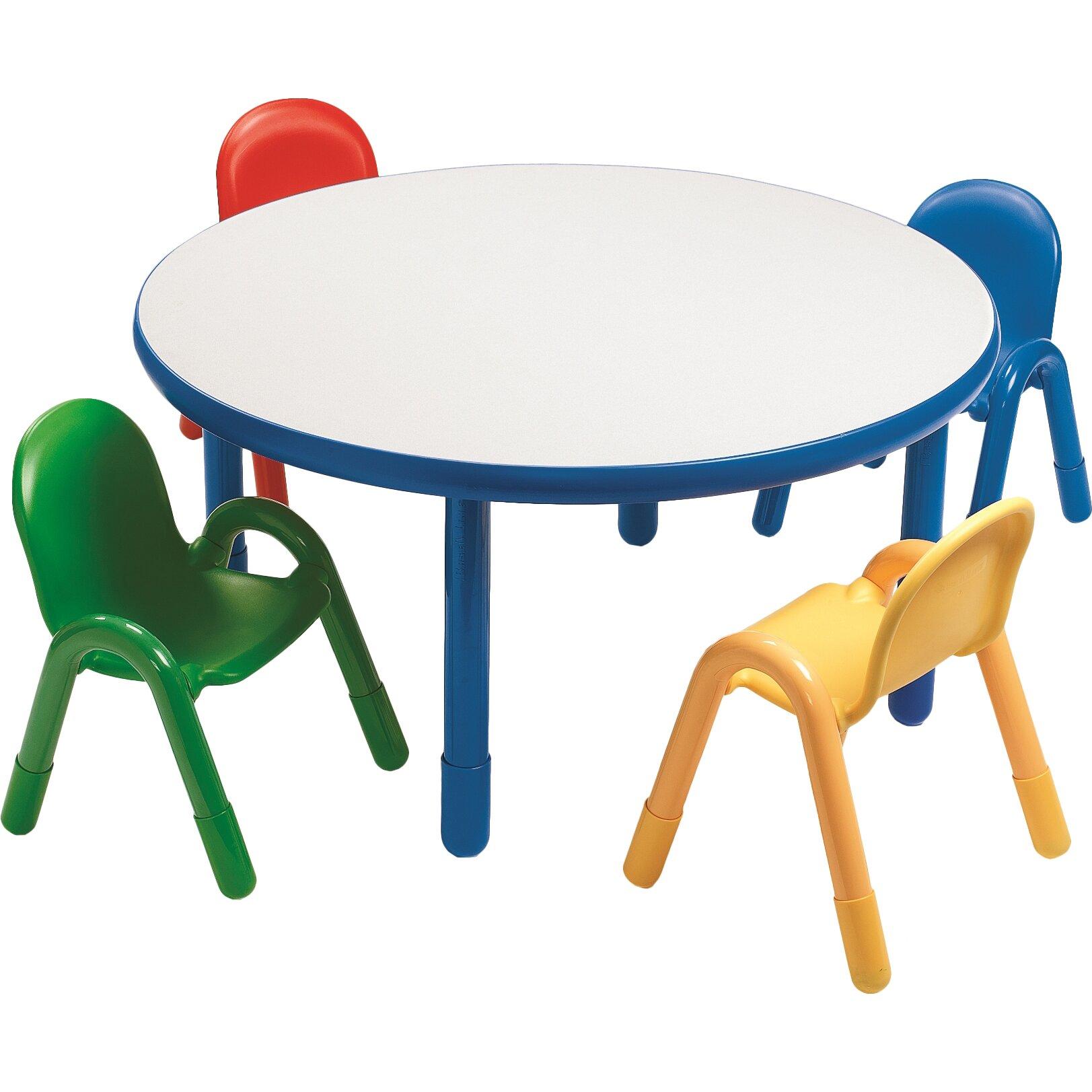 preschool chair angeles baseline preschool table and chair set in 131