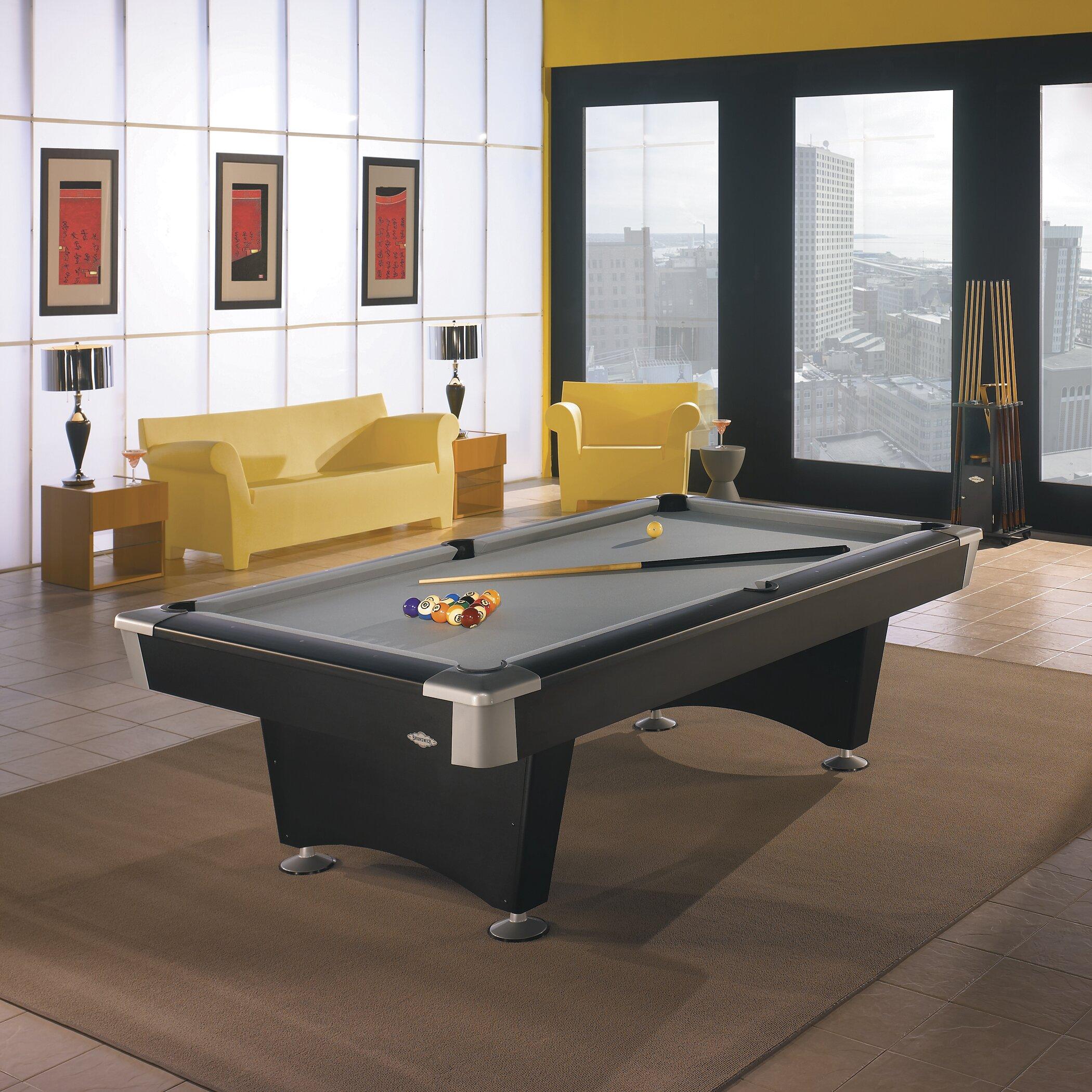 Brunswick Pool Table Images Brunswick Bridgeport Ft Pool - Brunswick chateau pool table