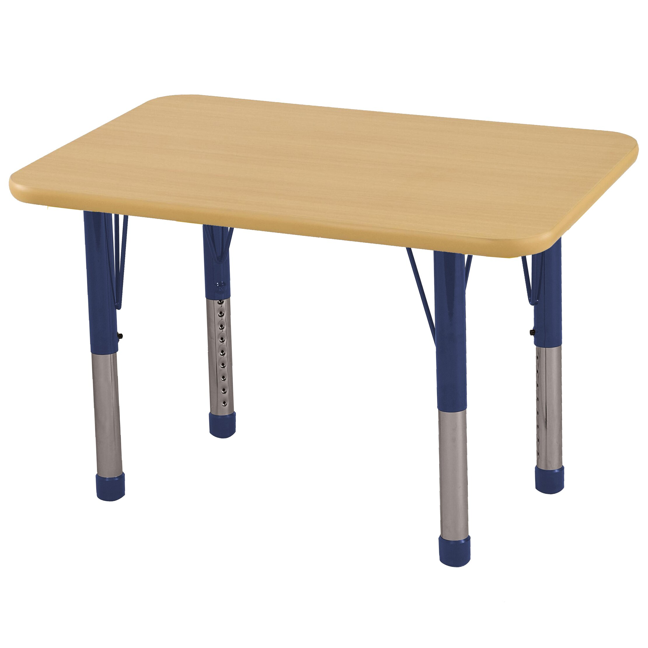 Ecr4kids ecr4kids 36 x 24 rectangular activity table for Table x reviews