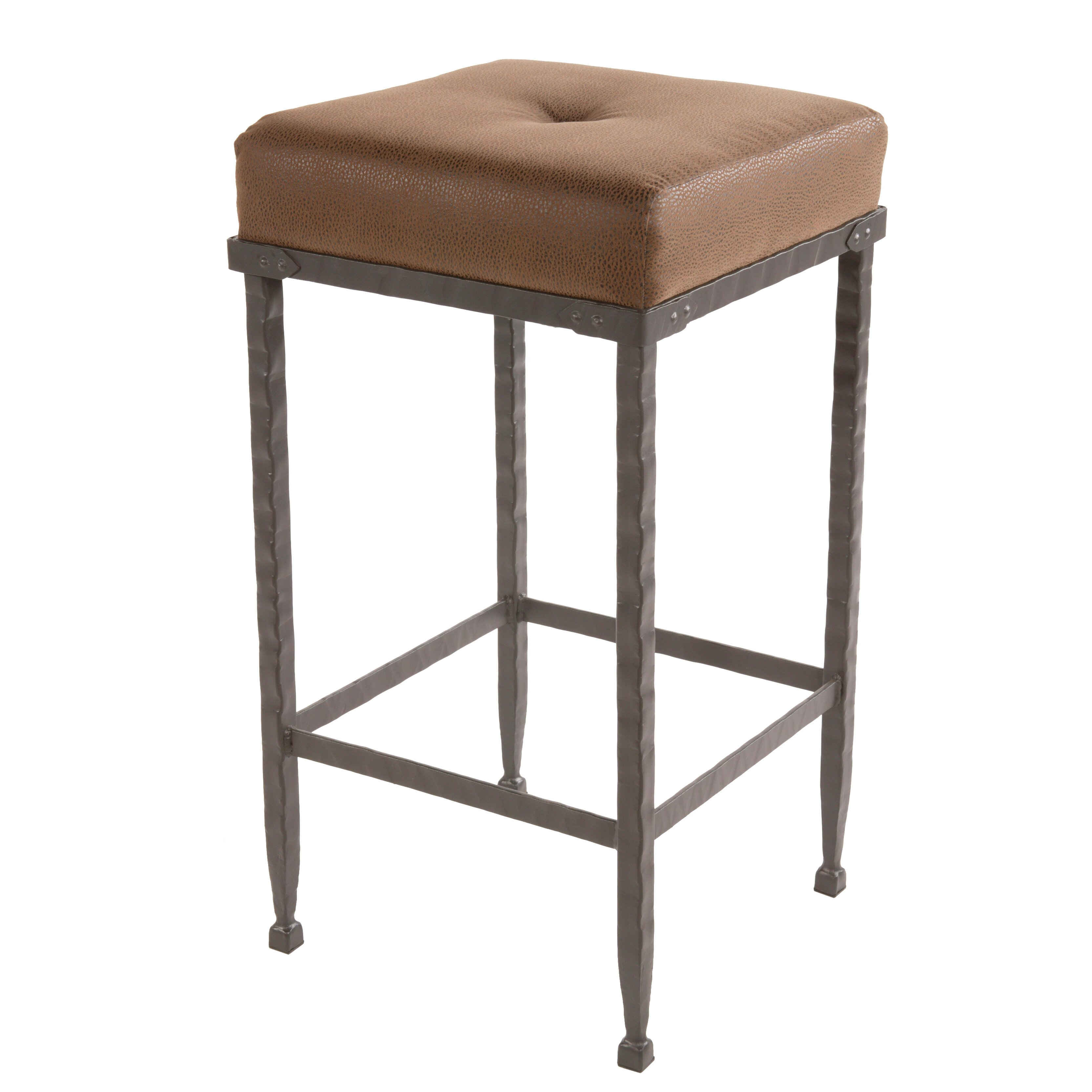 Stone County Ironworks Forest Hill 25 Quot Bar Stool Wayfair Ca