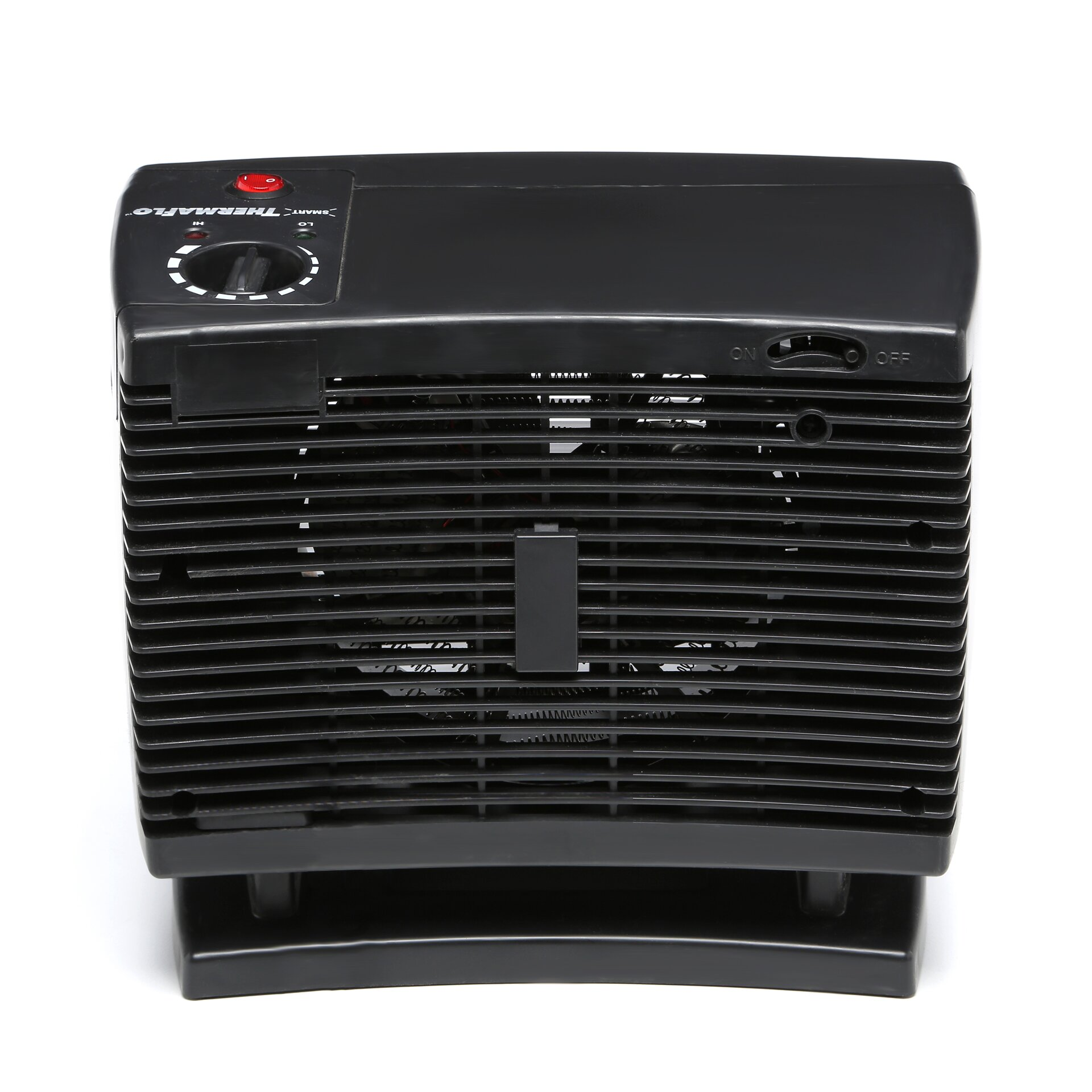 Seabreeze electric thermaflo 5 120 btu portable electric fan compact heater reviews - Best small space heaters reviews concept ...