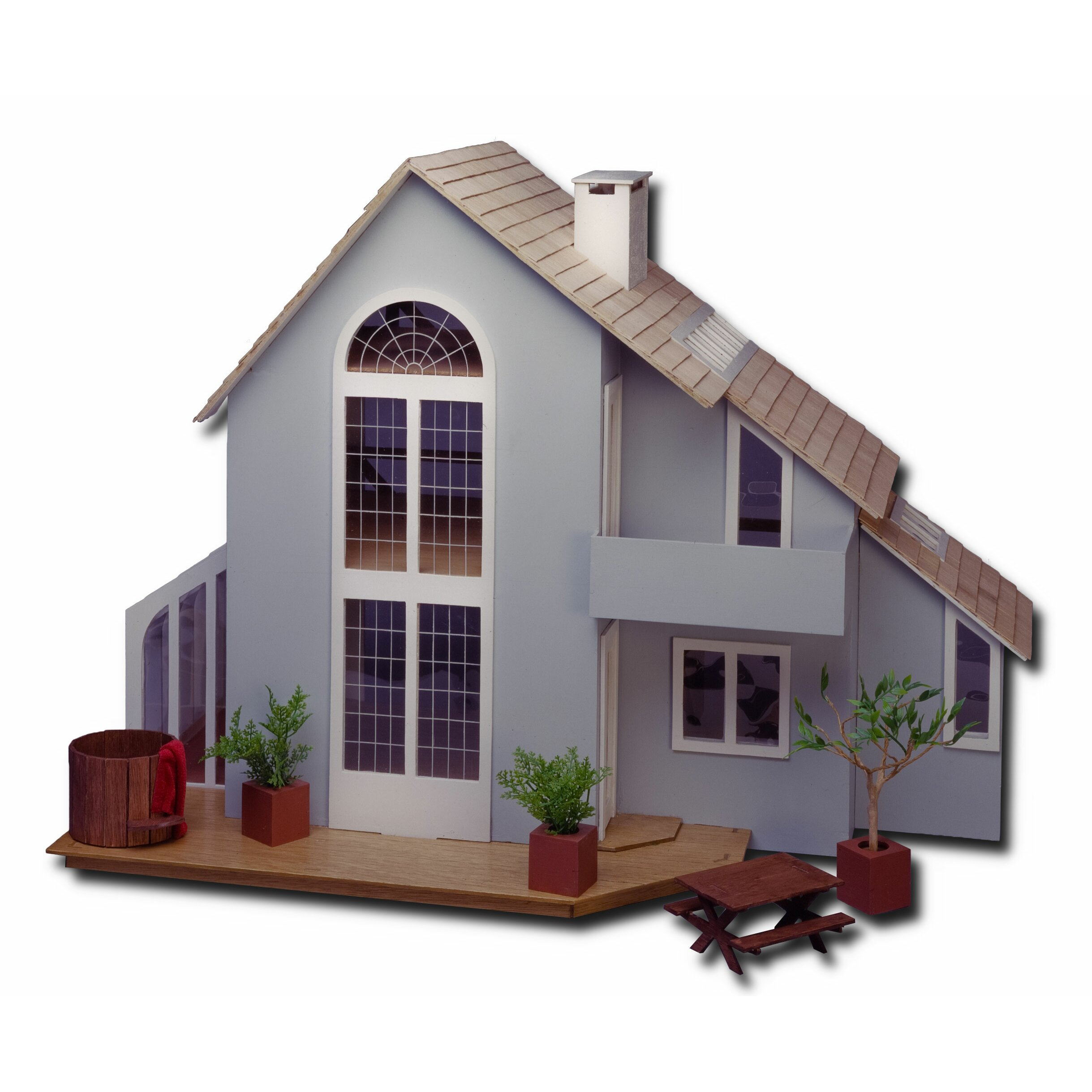 Greenleaf Dollhouses Brookwood Dollhouse & Reviews