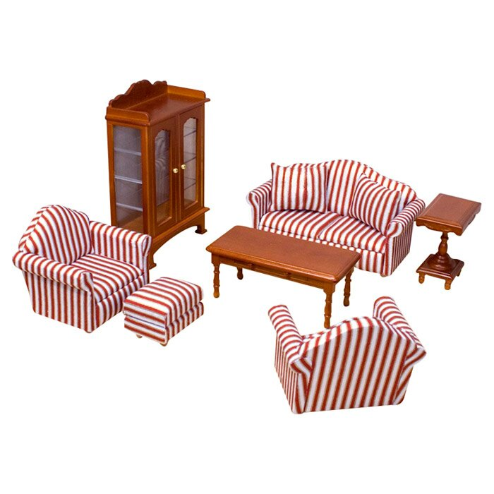 Melissa & Doug Dollhouse Living Room Furniture & Reviews