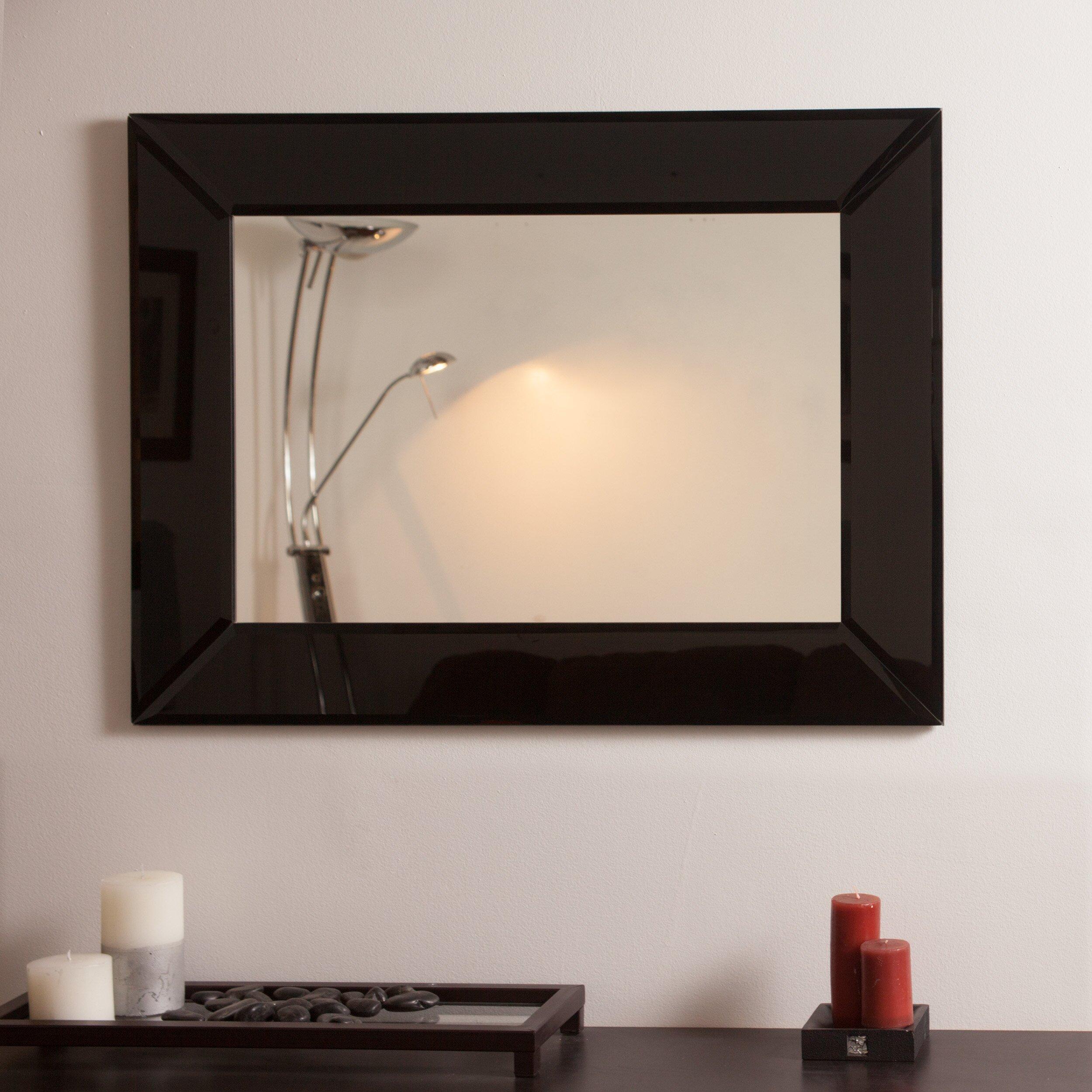 Decor Wonderland Infinity Wall Mirror Reviews Wayfair