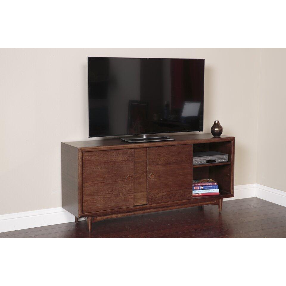 American Furniture Classics Mid Century Tv Stand Reviews Wayfair