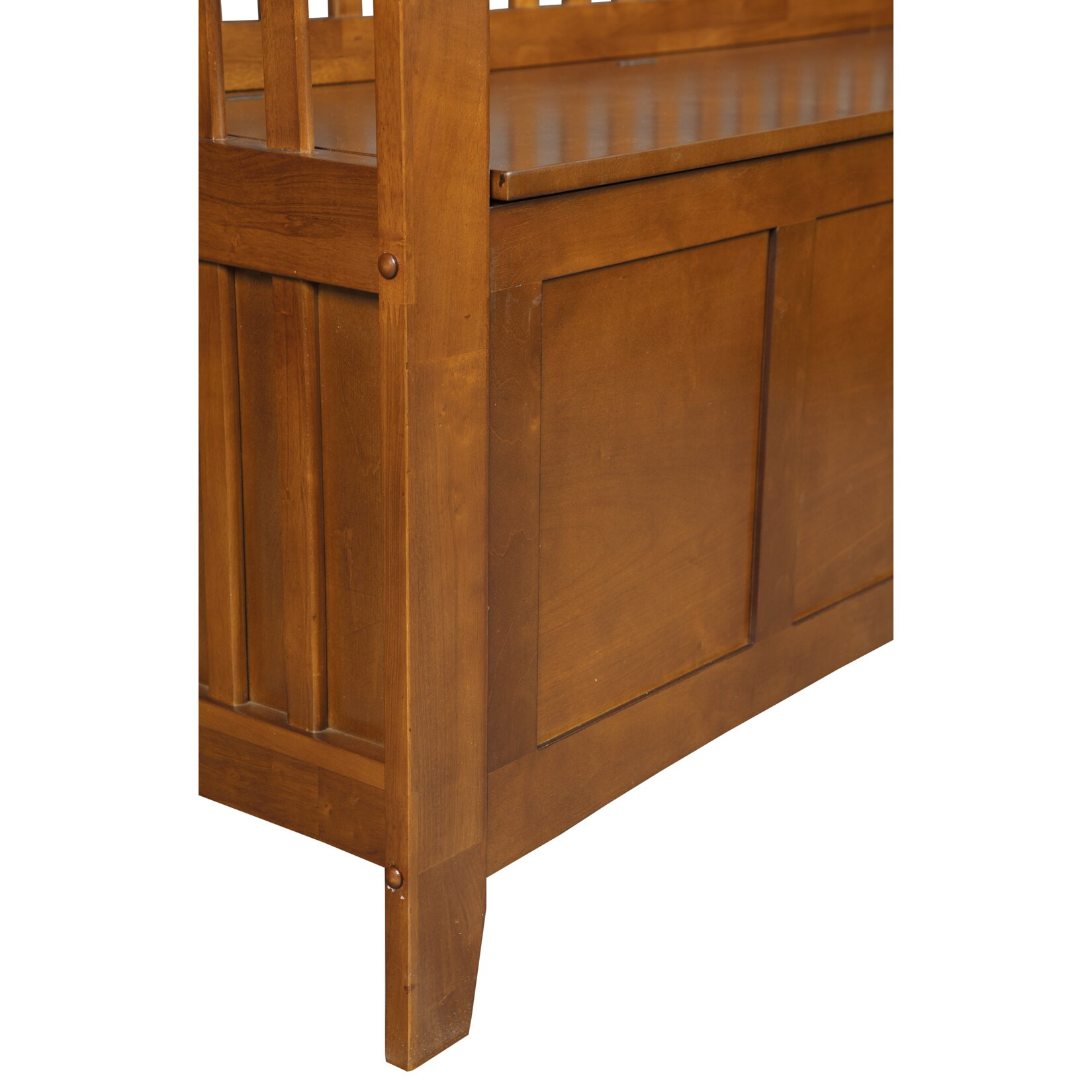 American Furniture Classics Gun Concealment Entryway Bench Reviews Wayfair