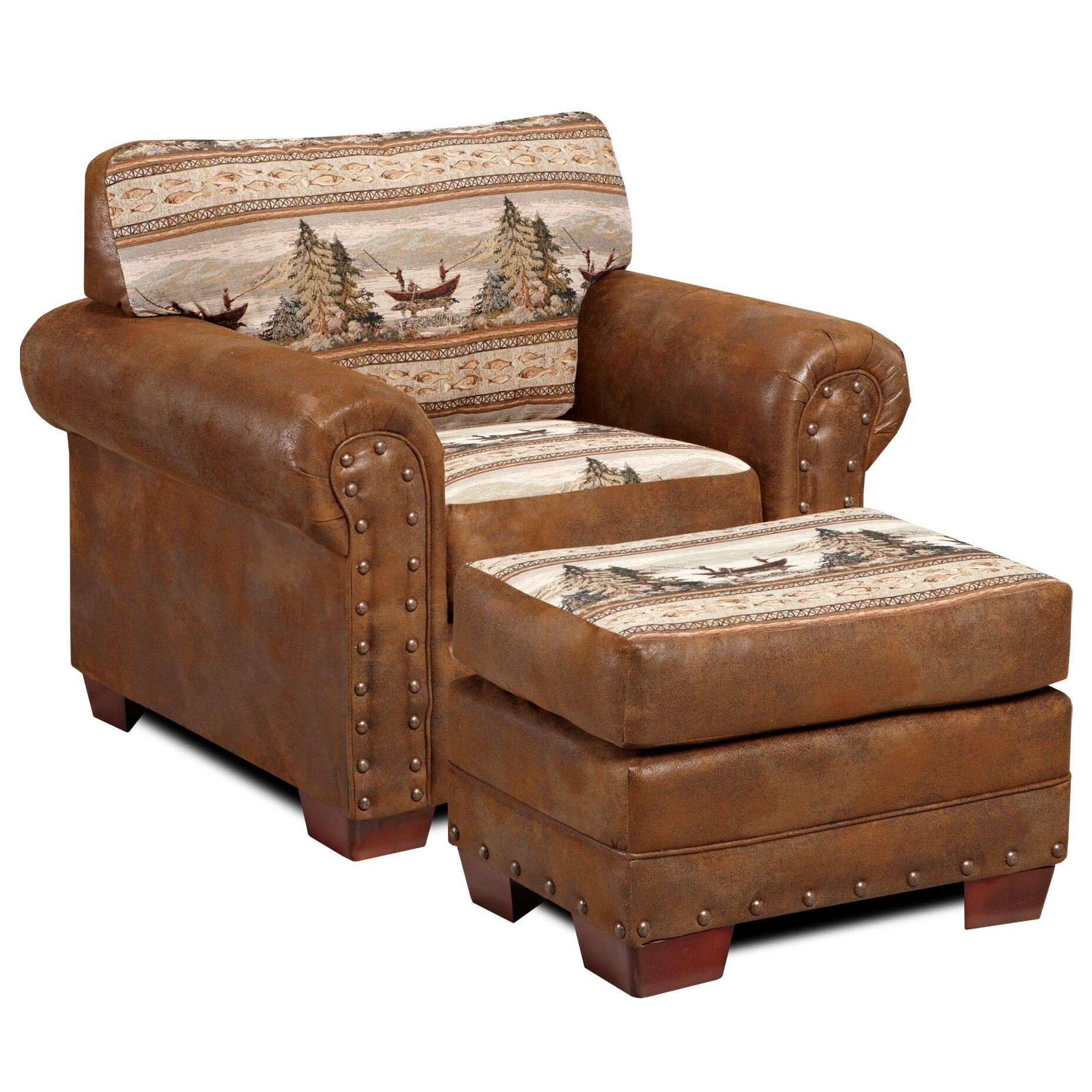 Warefair Com: American Furniture Classics Alpine Lodge 4 Piece Living