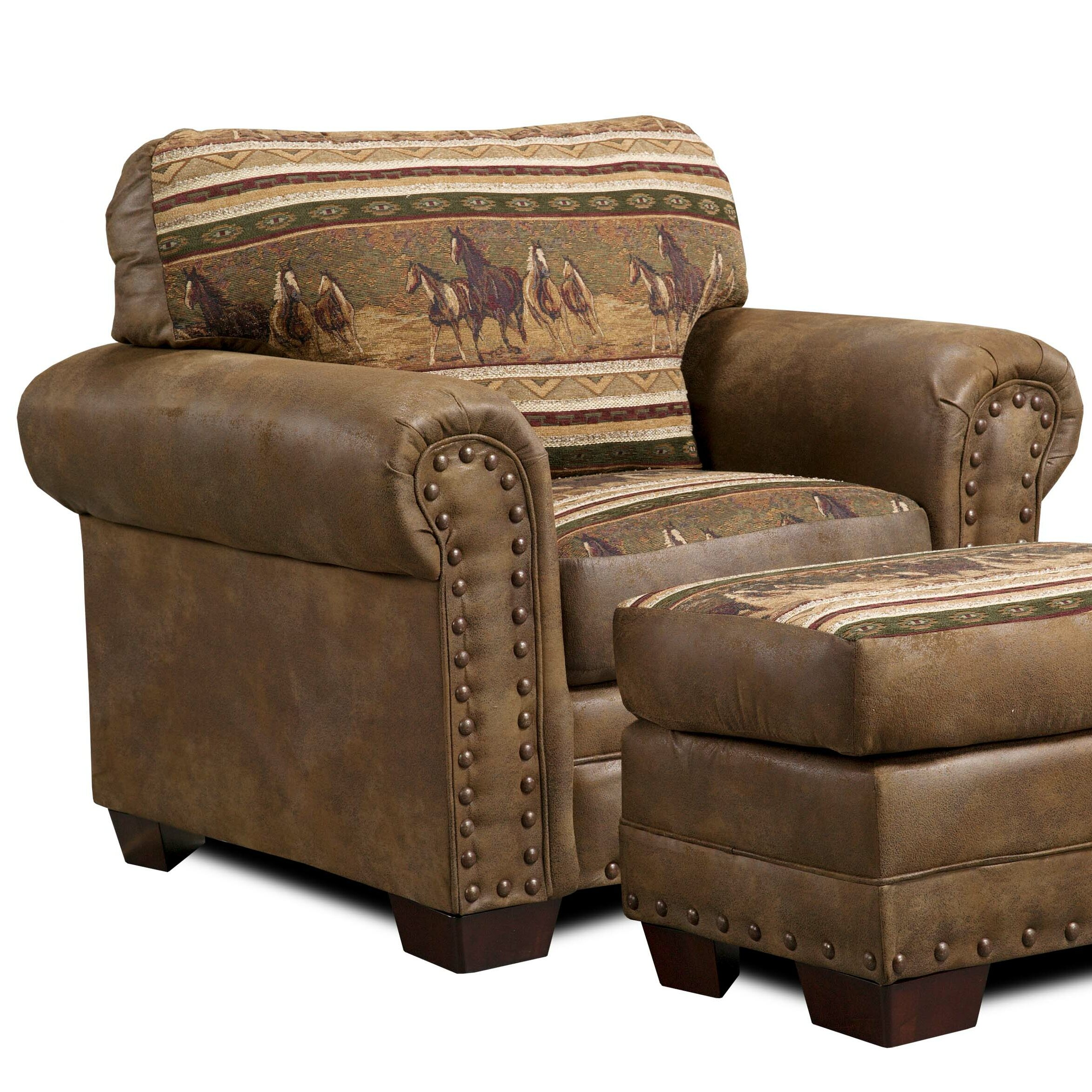 American Furniture Classics Wild Horses Lodge Living Room Collection Reviews Wayfair