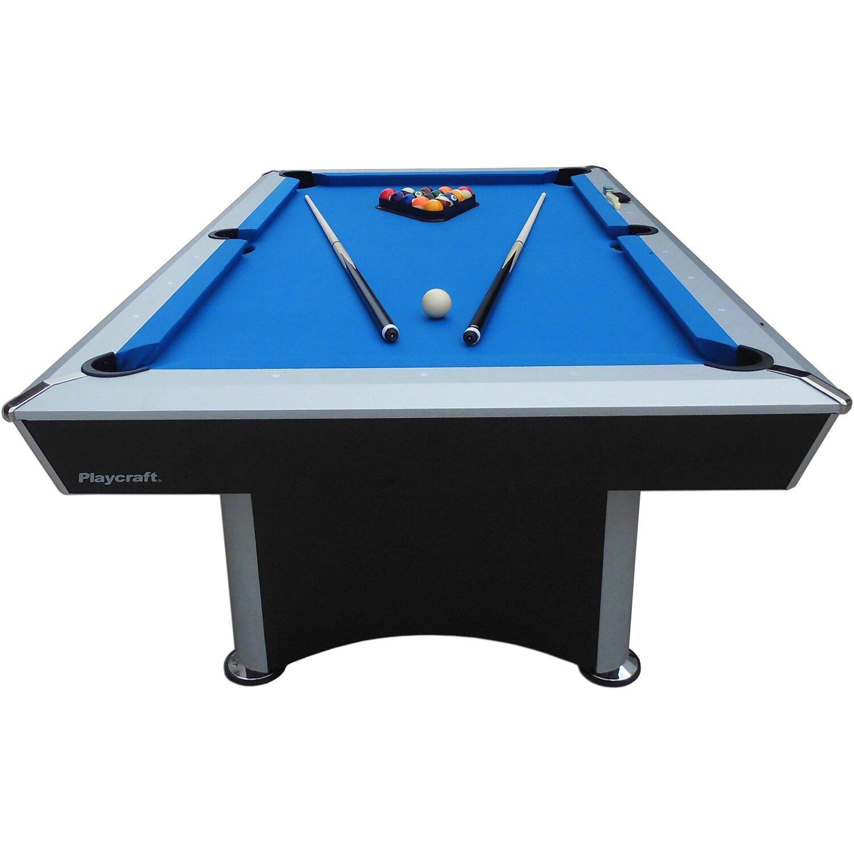 Playcraft Sprint 7 Pool Table Amp Reviews Wayfair
