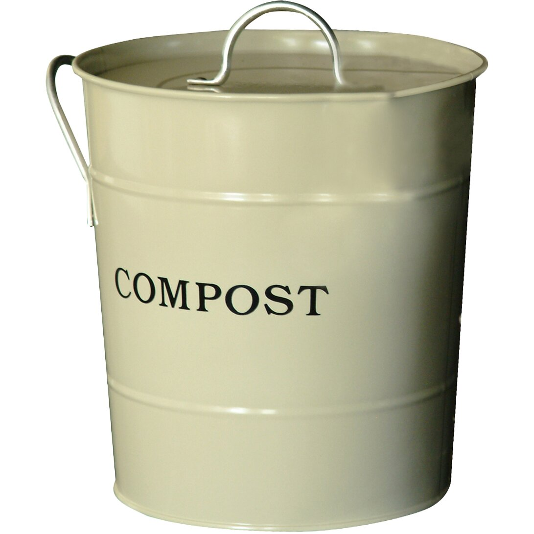 Exaco Cu Ft Kitchen Countertop Composter Reviews
