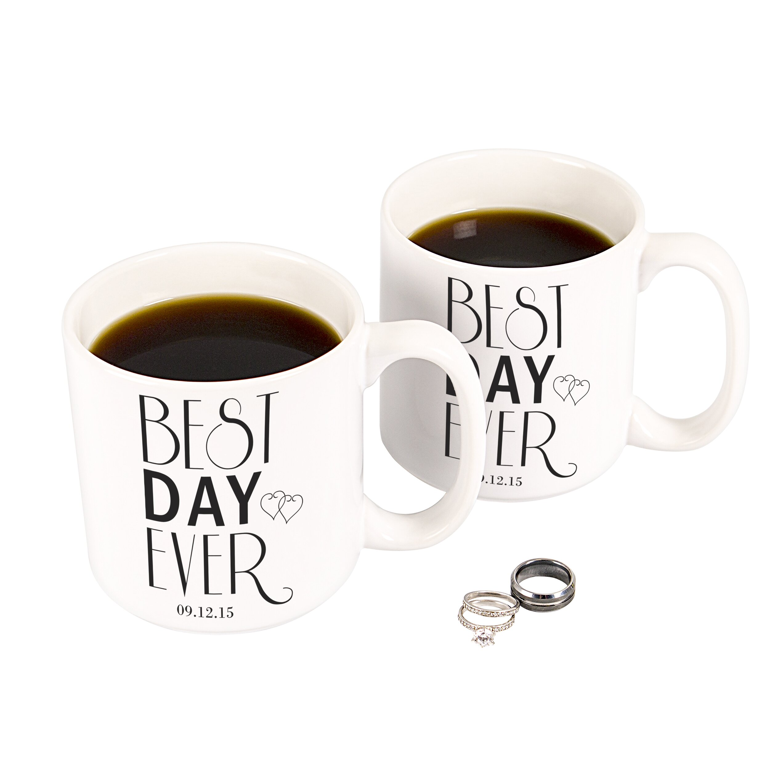 cathys concepts best day ever personalized 20 oz large