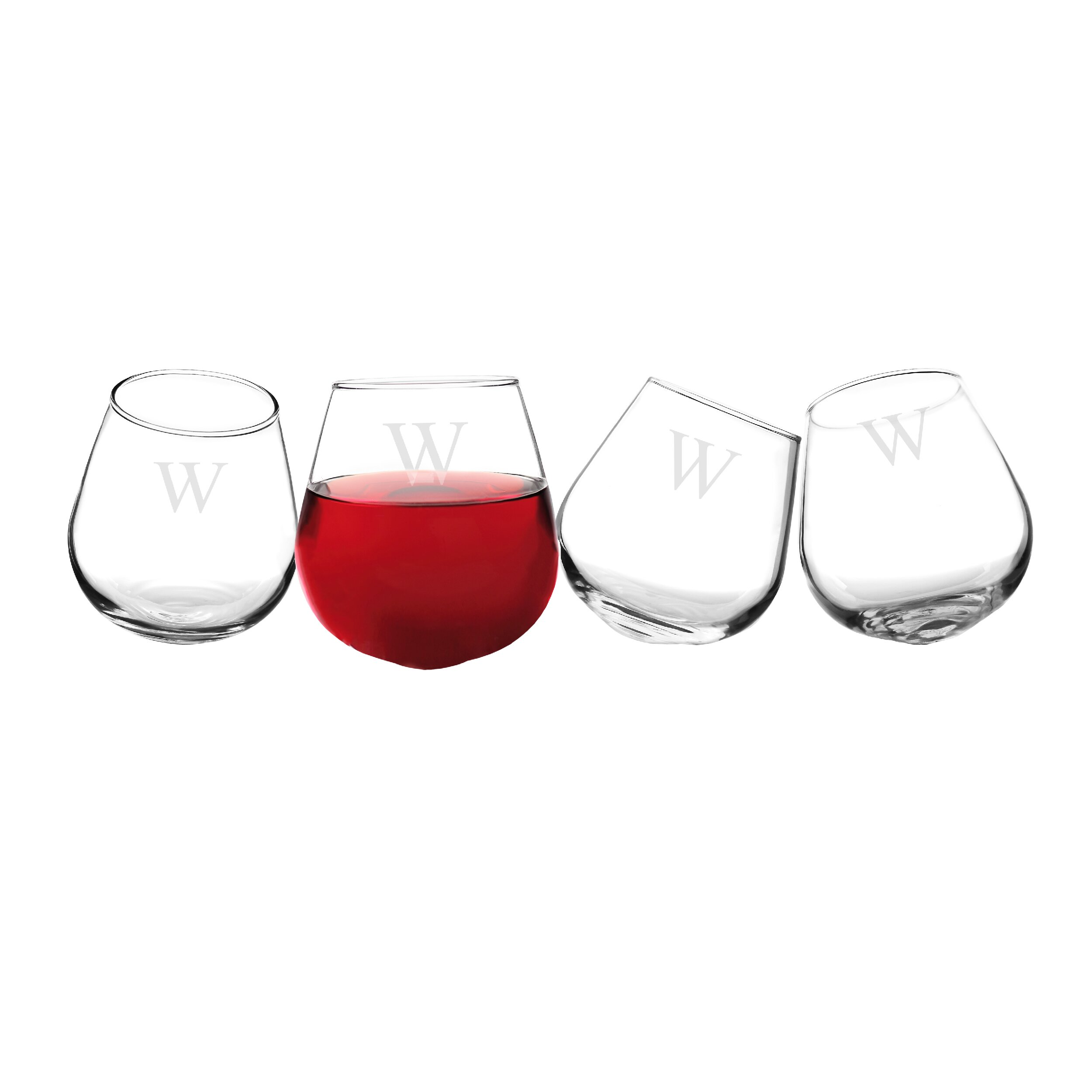 Cathys Concepts Personalized Wine Tumbler Glass Reviews