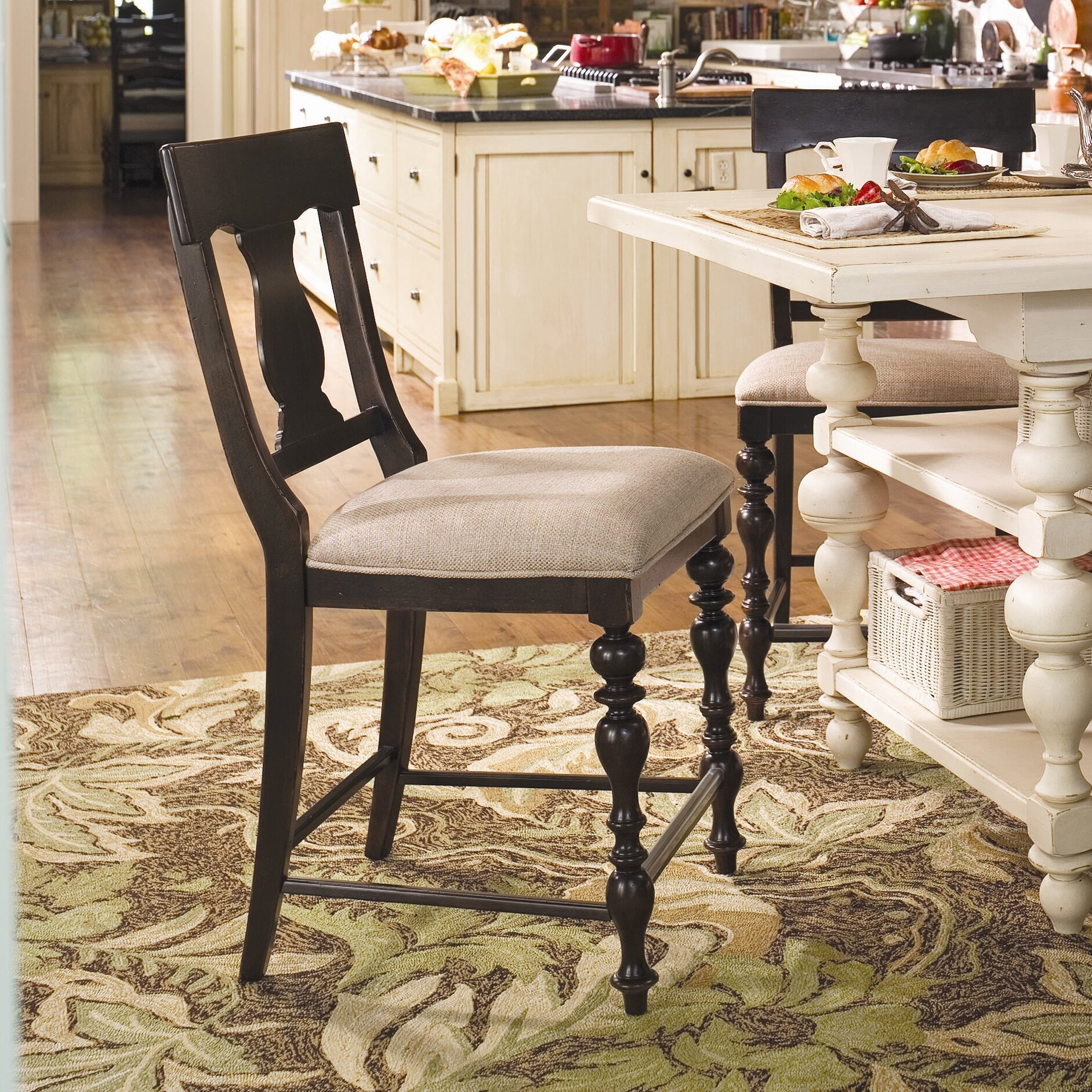 Paula Deen Home Sweet Tea 5 Piece Dining Set Reviews Wayfair