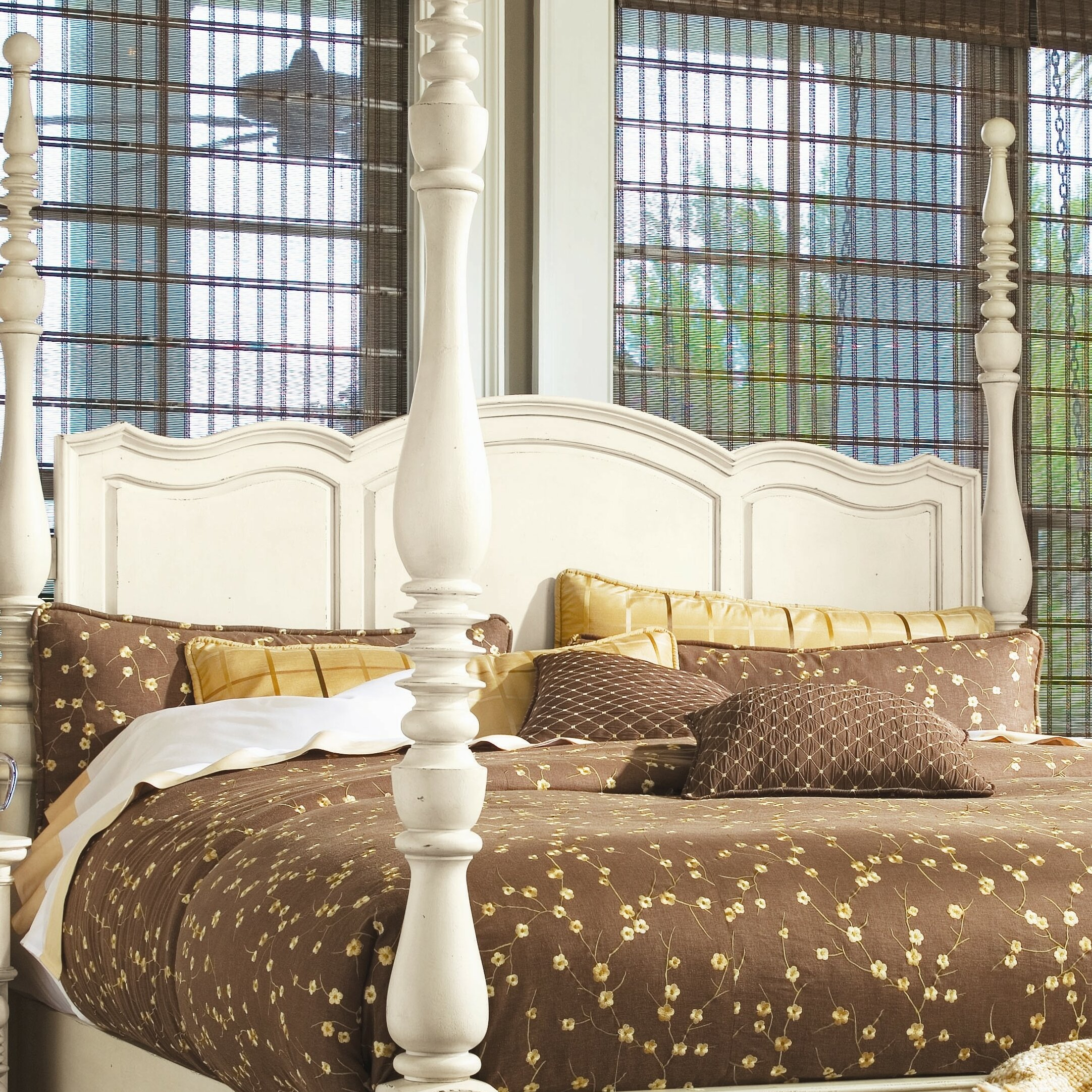 Paula Deen Home Savannah Panel Customizable Bedroom Set