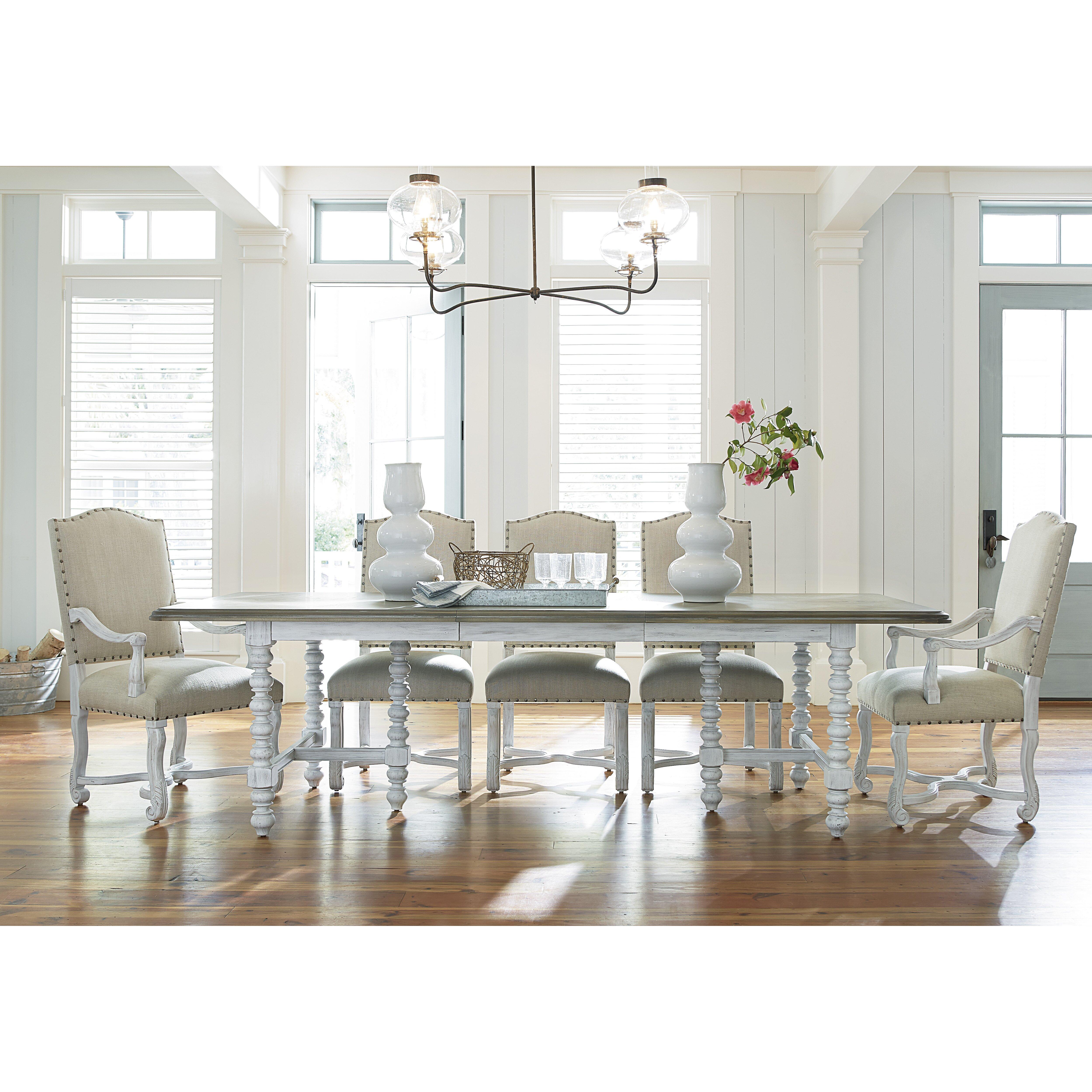 Paula Deen Home Dogwood Extendable Dining Table Reviews Wayfair