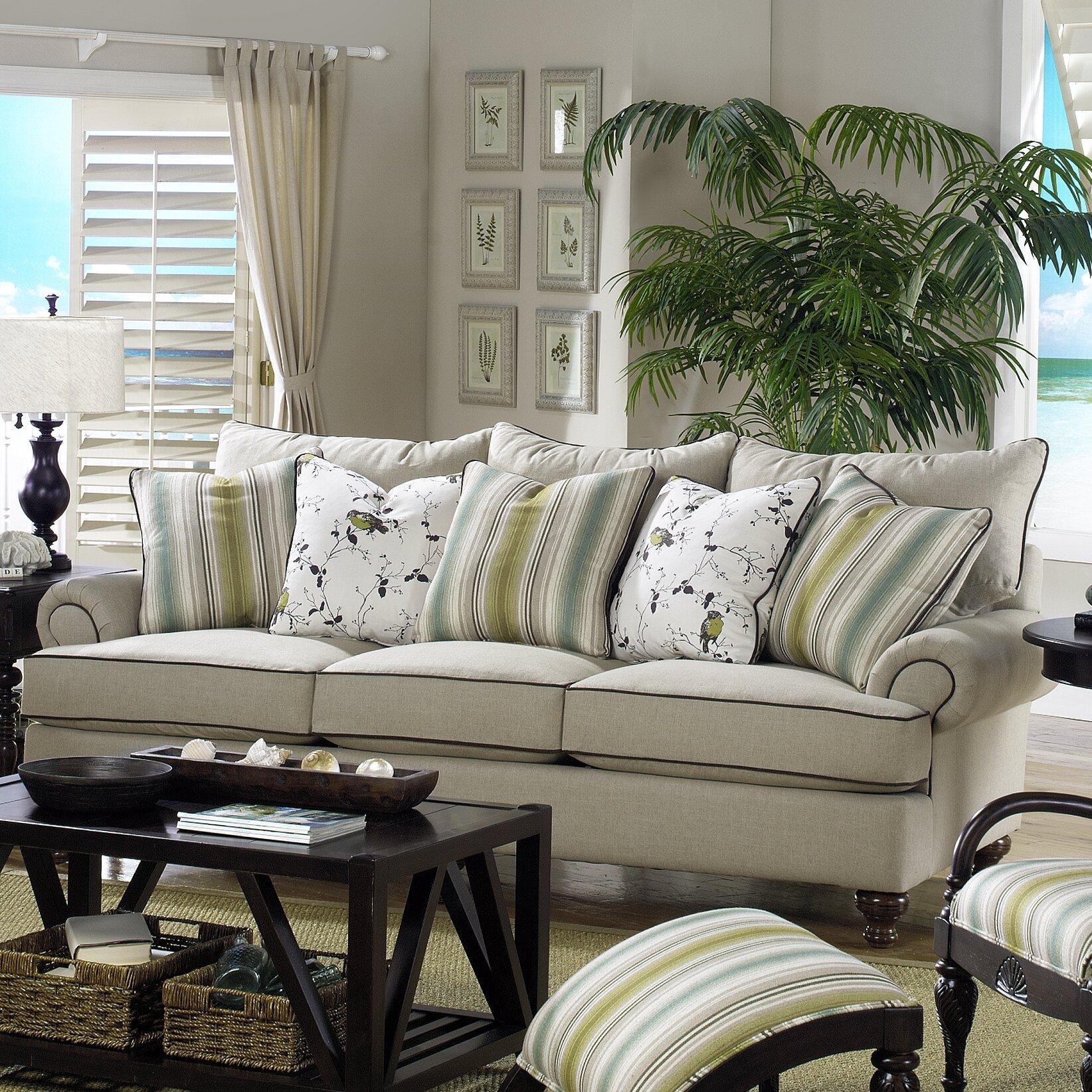 Paula Deen Living Room Furniture Paula Deen Home Duckling Living Room Collection Reviews Wayfair