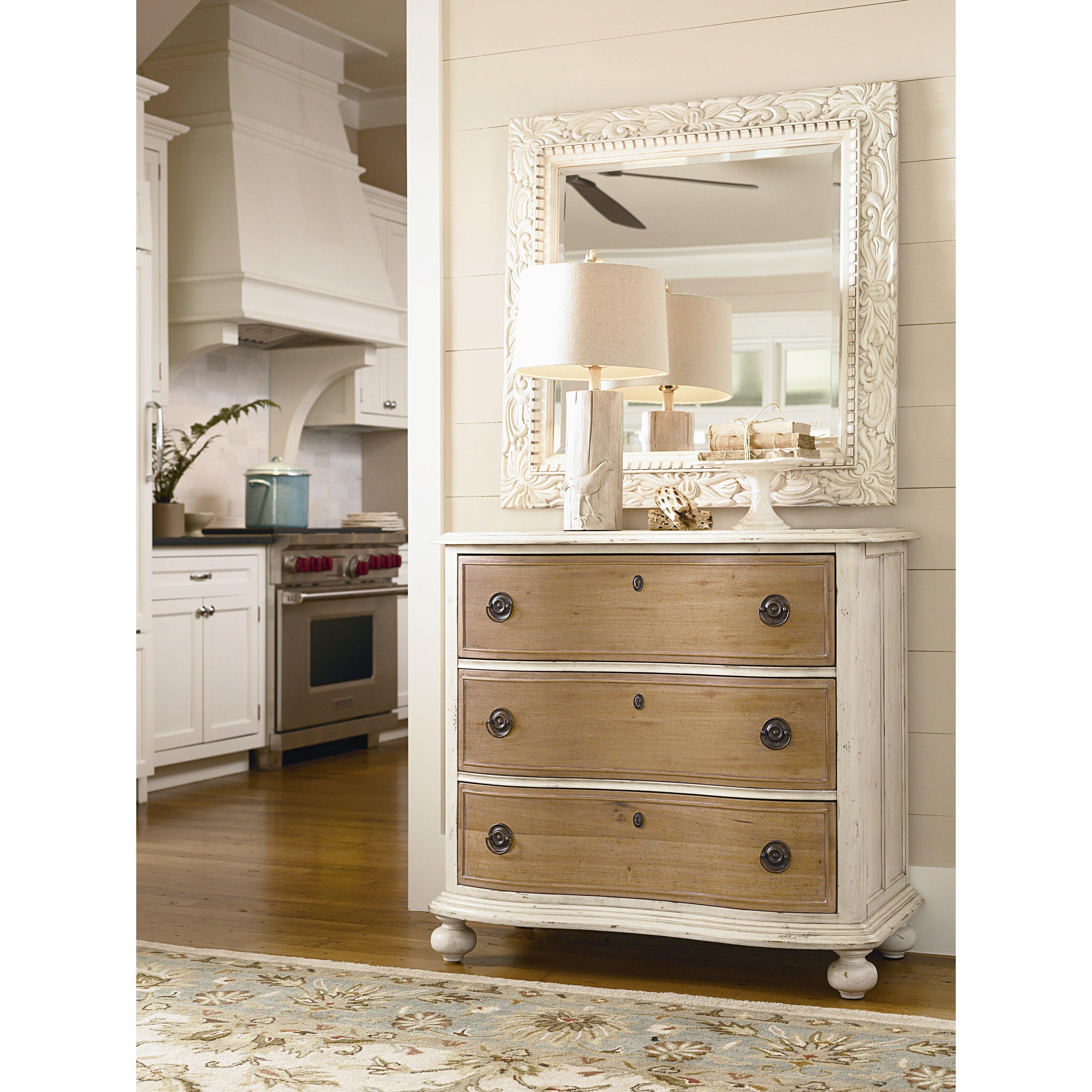 Paula Deen Down Home Bedroom: Paula Deen Home Down Home 3 Drawer Chest & Reviews