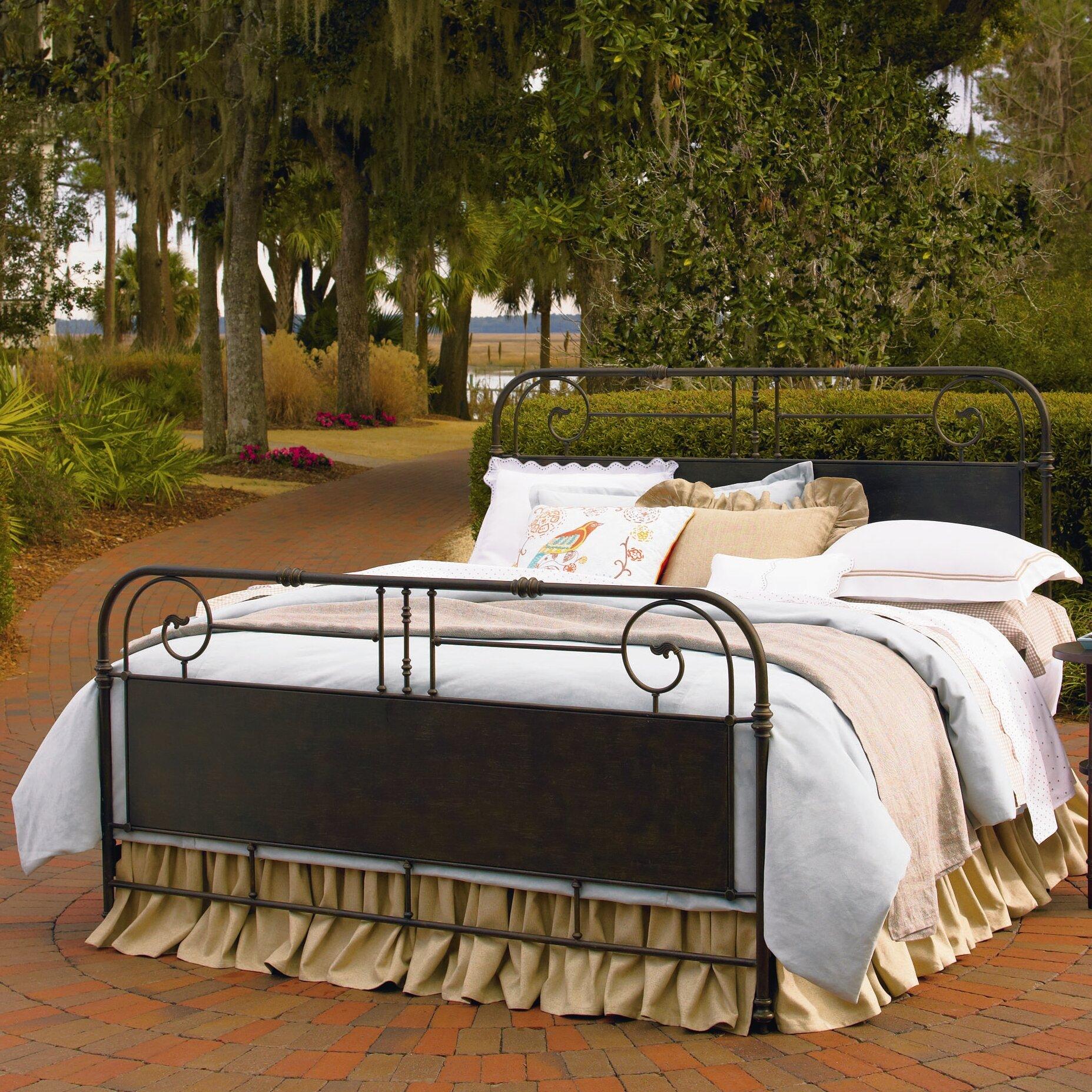 Paula Deen Down Home Bedroom: Paula Deen Home Down Home Panel Bed & Reviews