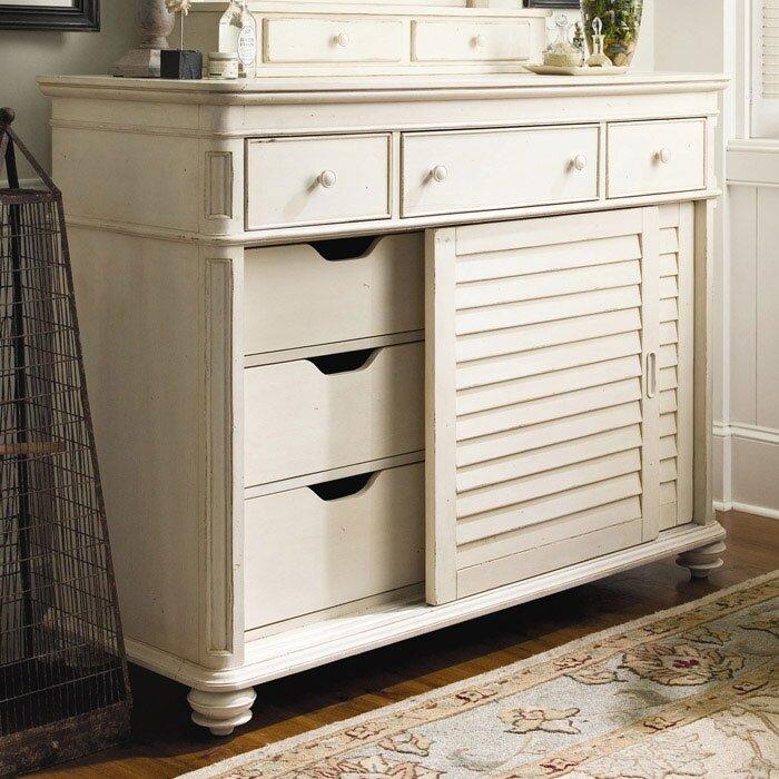 Paula Deen Home The Bag Lady's 6 Drawer Dresser & Reviews