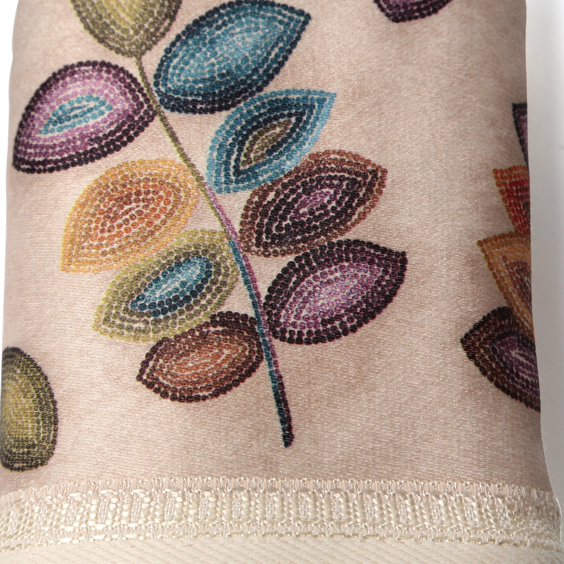 Croscill Kitchen Towels: Croscill Mosaic Leaves Hand Towel & Reviews