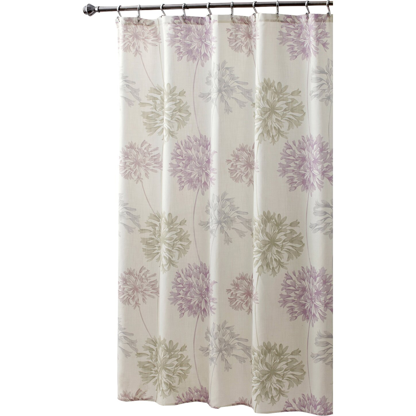 Croscill Dandelion Shower Curtain Amp Reviews