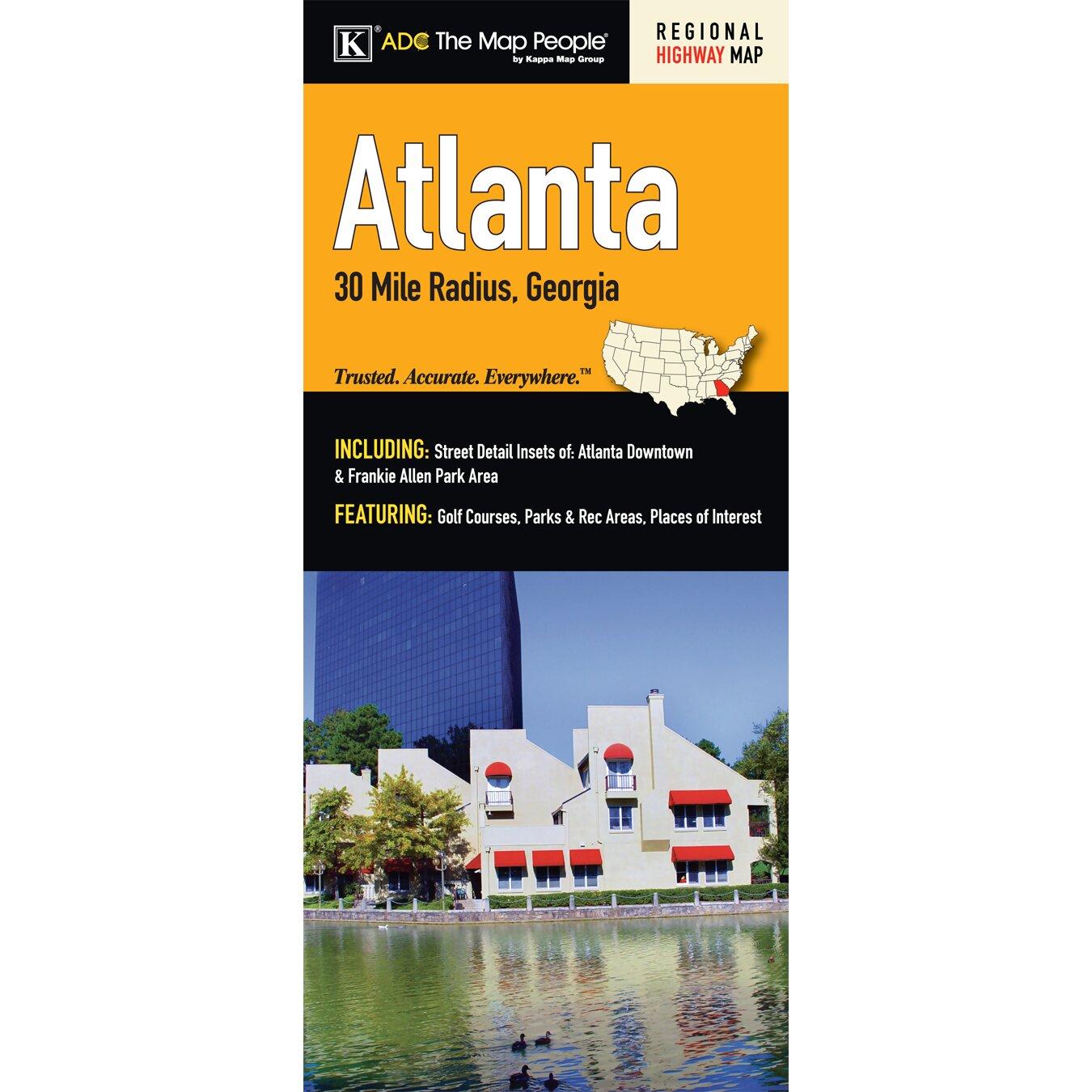 Atlanta Ga Zip Code Map Free Free Image - Free map of united states zip codes