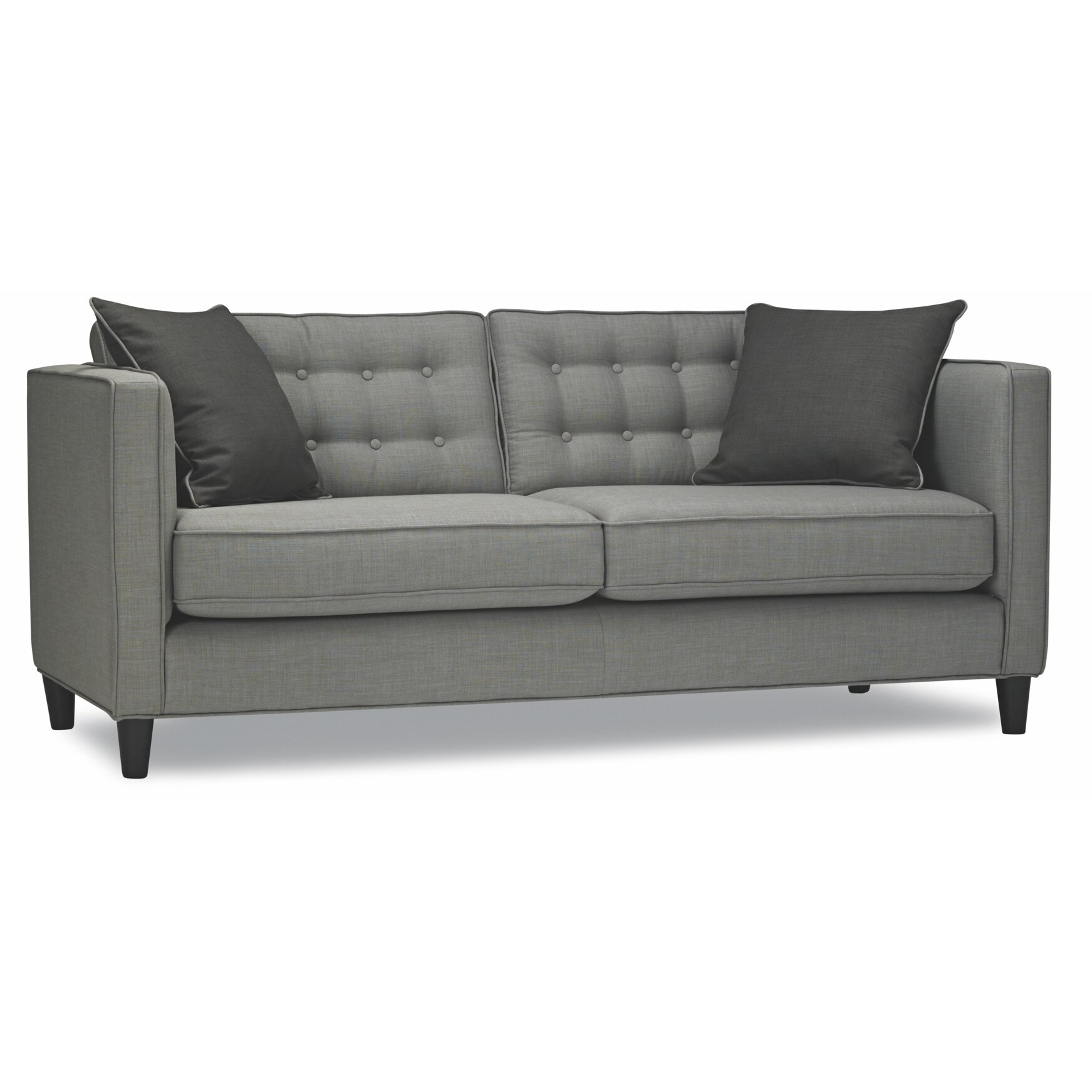 sofas to go potts sofa reviews wayfair. Black Bedroom Furniture Sets. Home Design Ideas