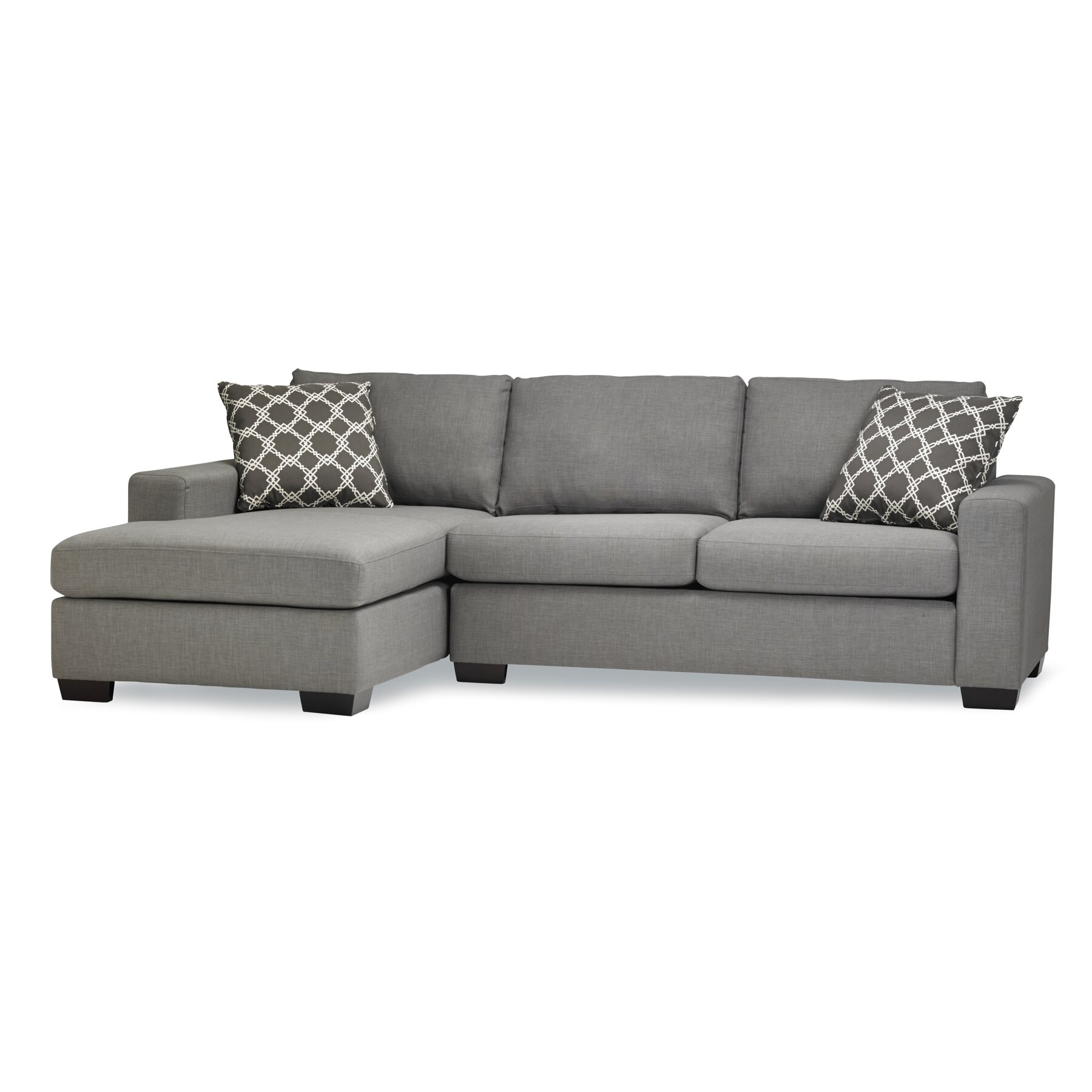 sofas to go mimi sleeper sectional reviews wayfair. Black Bedroom Furniture Sets. Home Design Ideas
