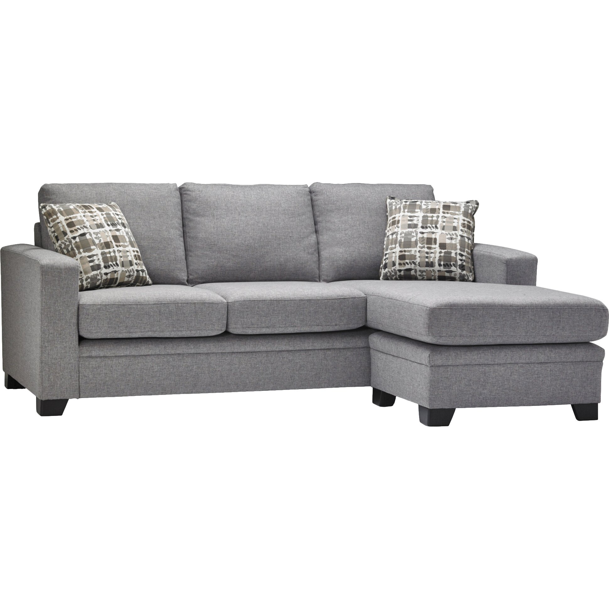 Sofas to go ray reversible chaise sectional reviews for Sofas to go
