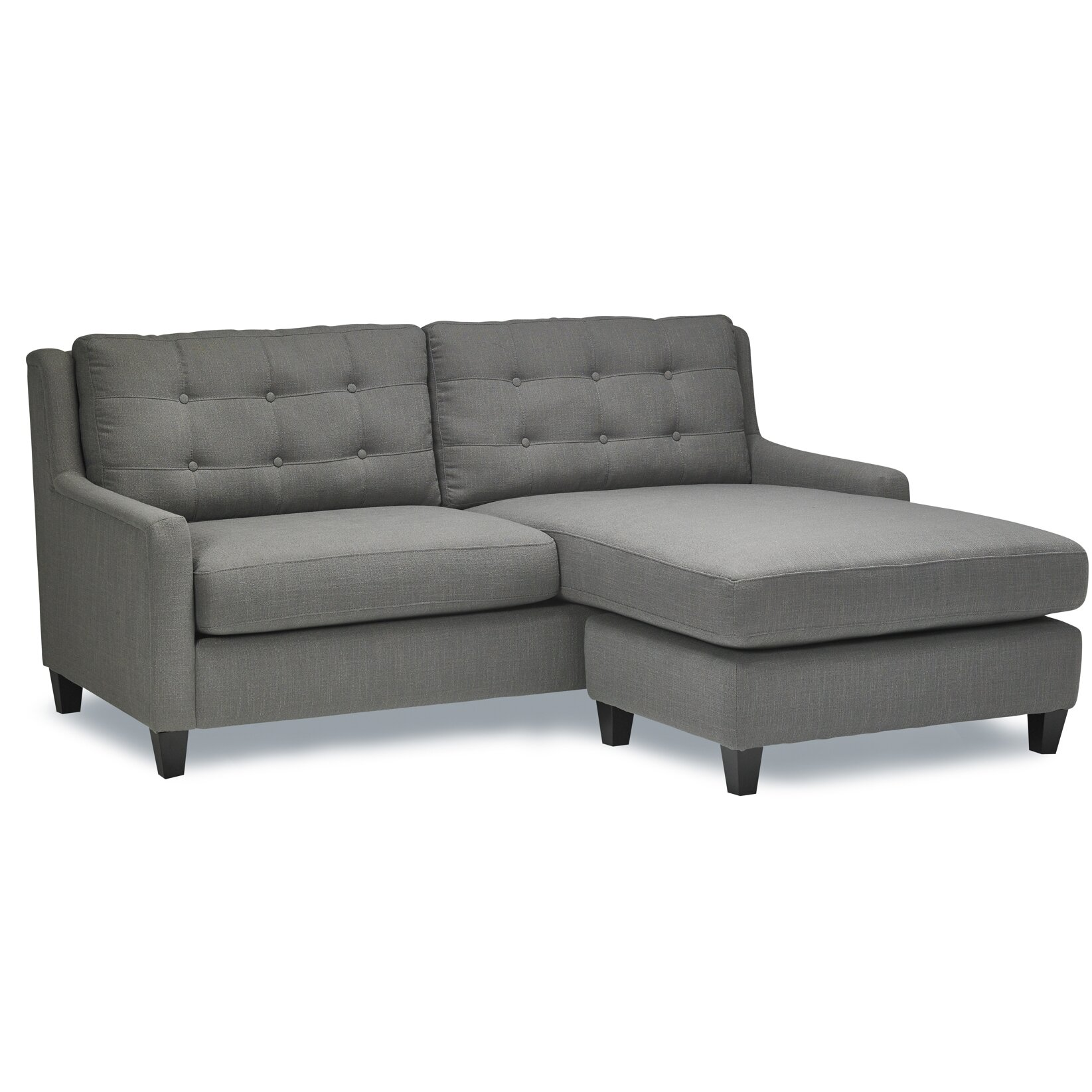 sofas to go sectional reviews wayfair. Black Bedroom Furniture Sets. Home Design Ideas