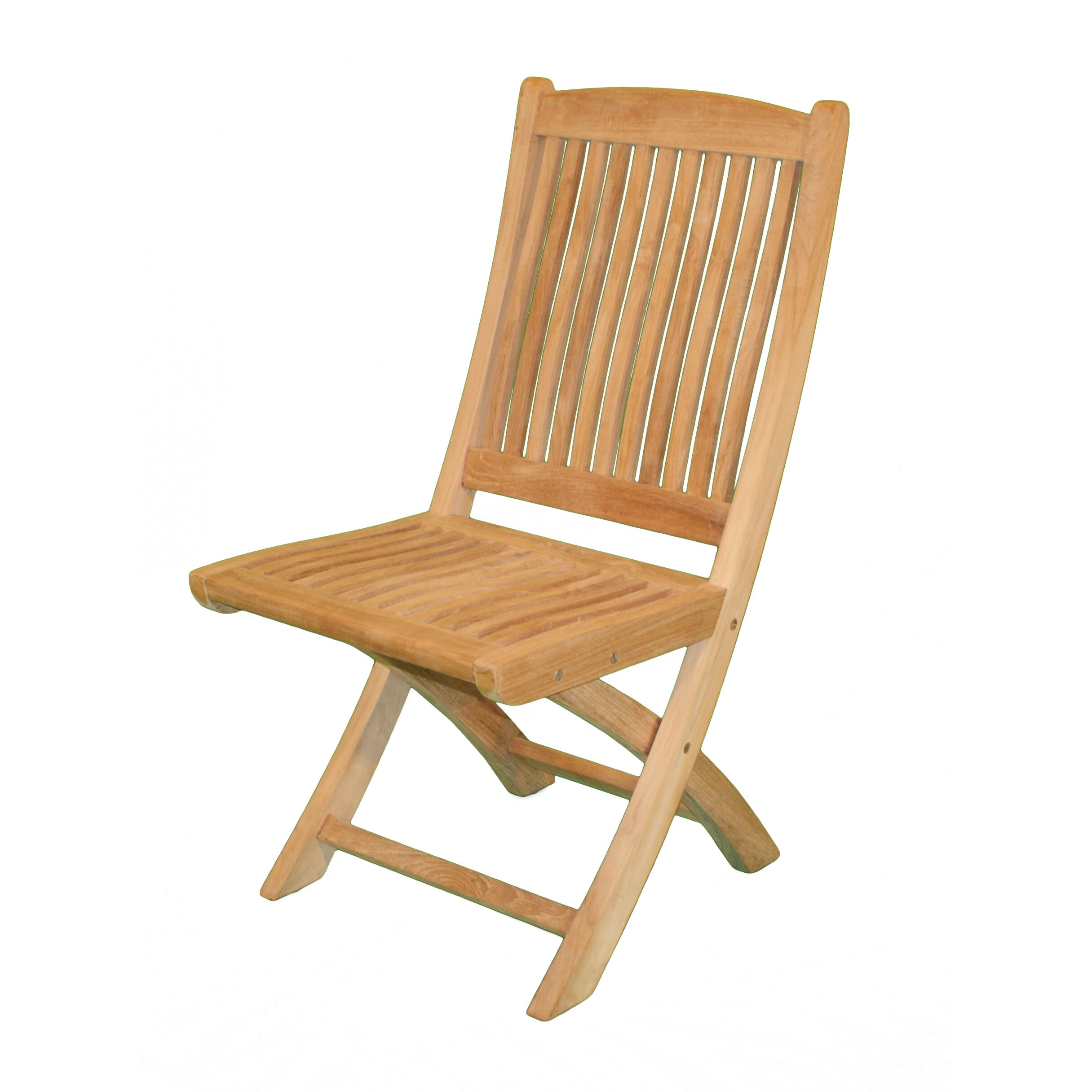Jewels of Java Harbour Folding Dining Side Chair