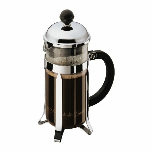 French Press Coffee Maker Thermos : Bodum Chambord French Press Coffee Maker with Shatterproof Carafe & Reviews Wayfair