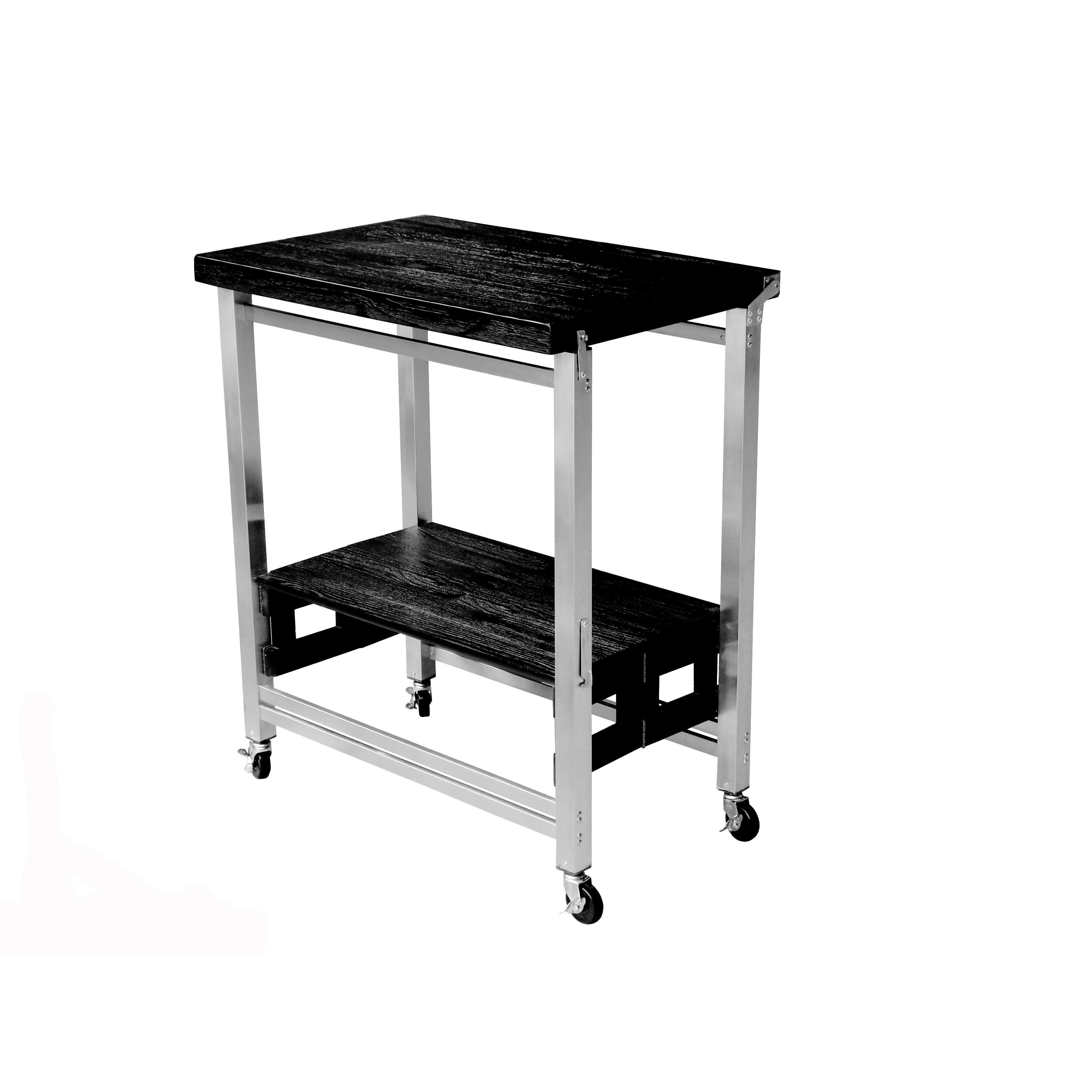 oasis island kitchen cart oasis concepts kitchen cart amp reviews wayfair 21012