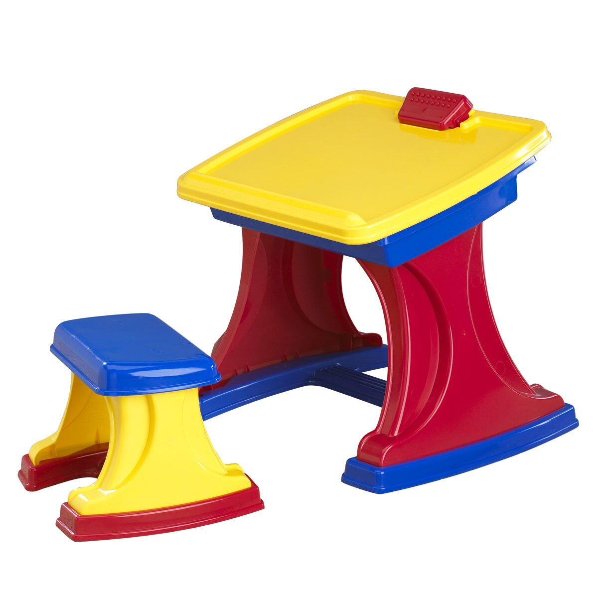American Plastic Toys My Very Own Desk And Easel Reviews Wayfair